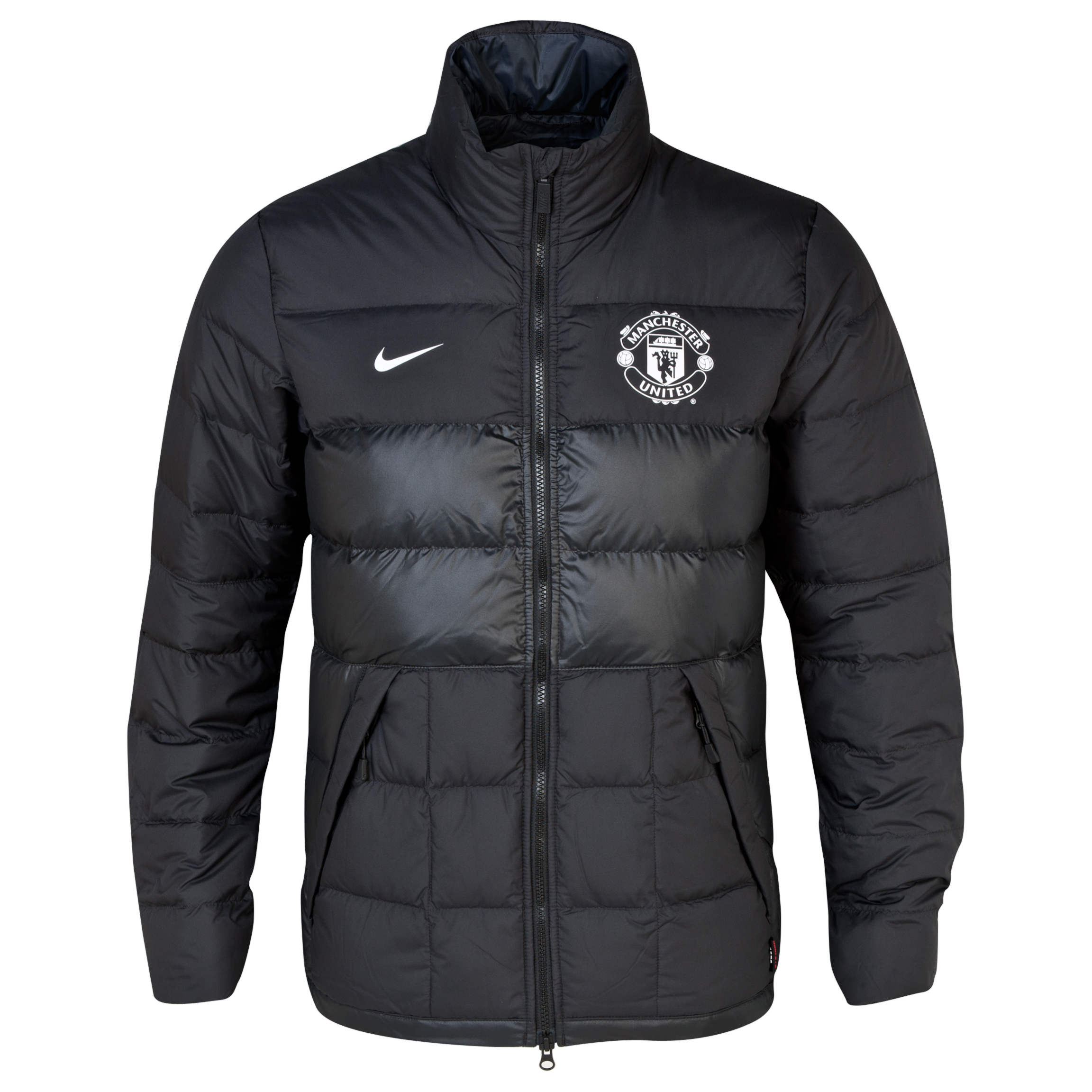 Manchester United Alliance 550 Jacket - Black/White Black