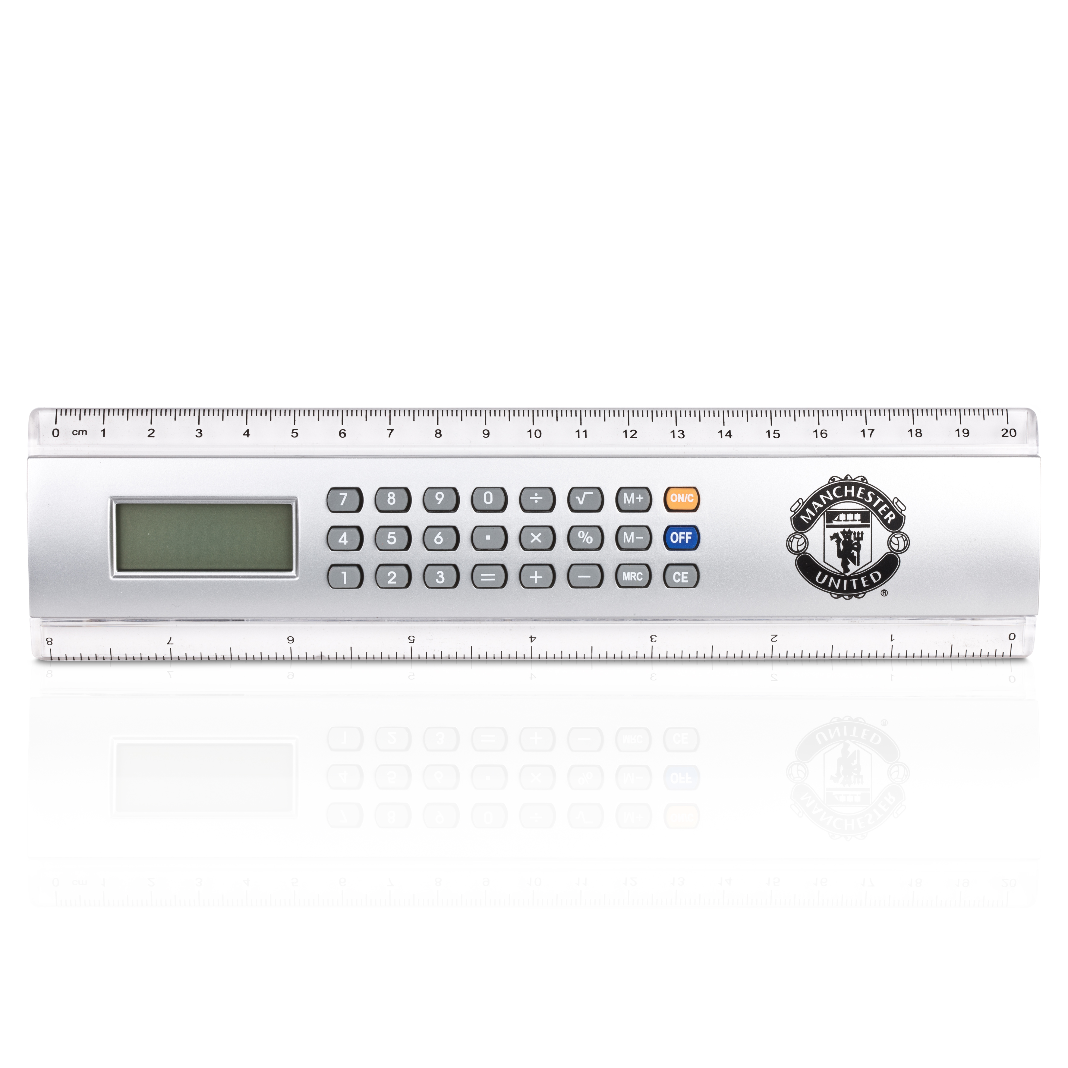 Manchester United Calculator Ruler