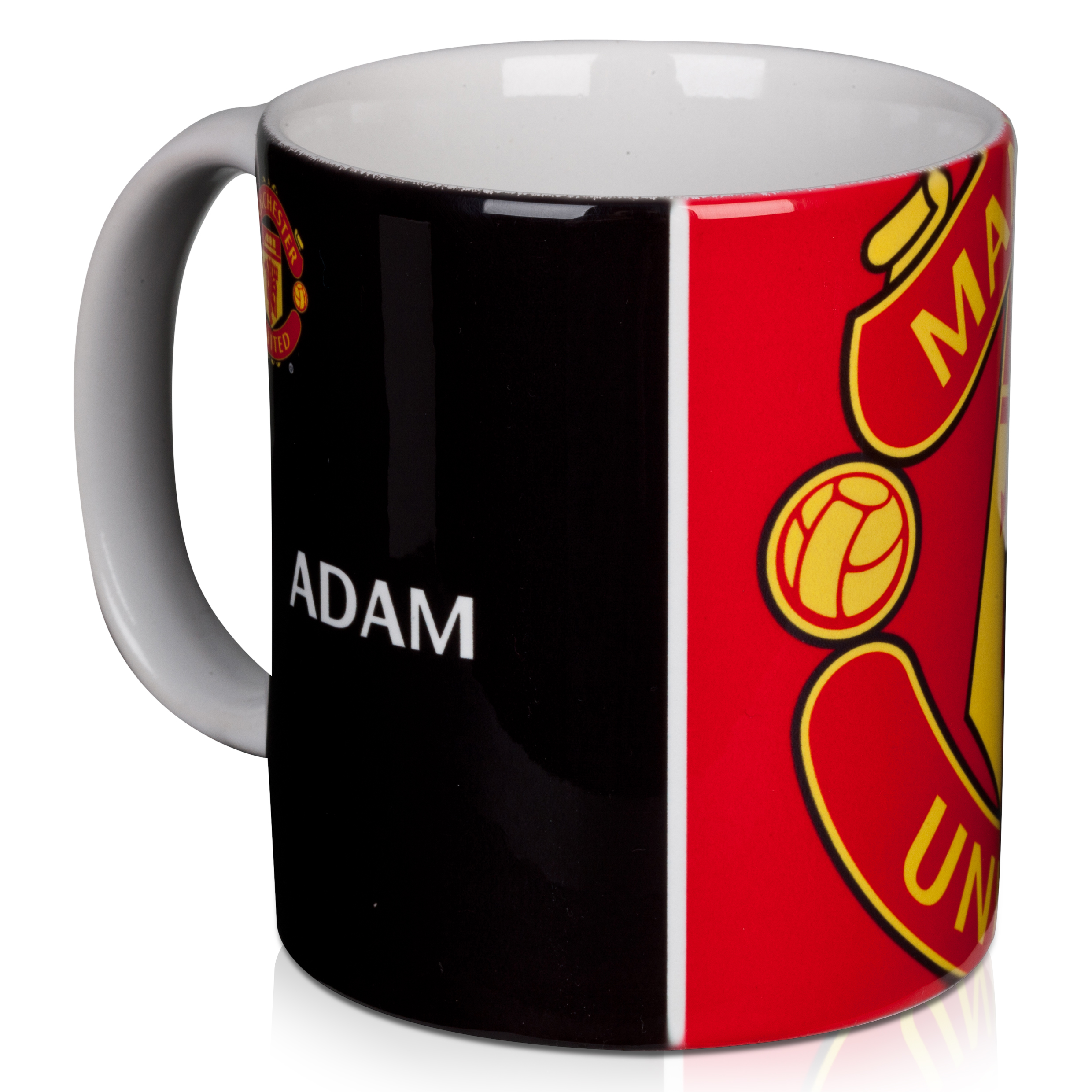 Manchester United Personalised Mug