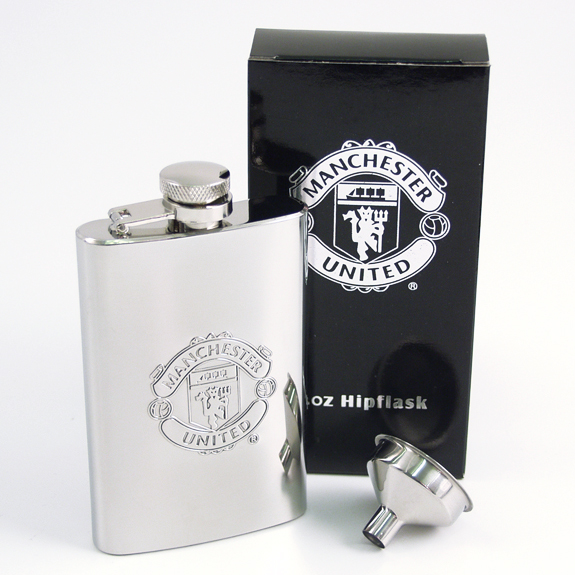 Manchester United Hip Flask