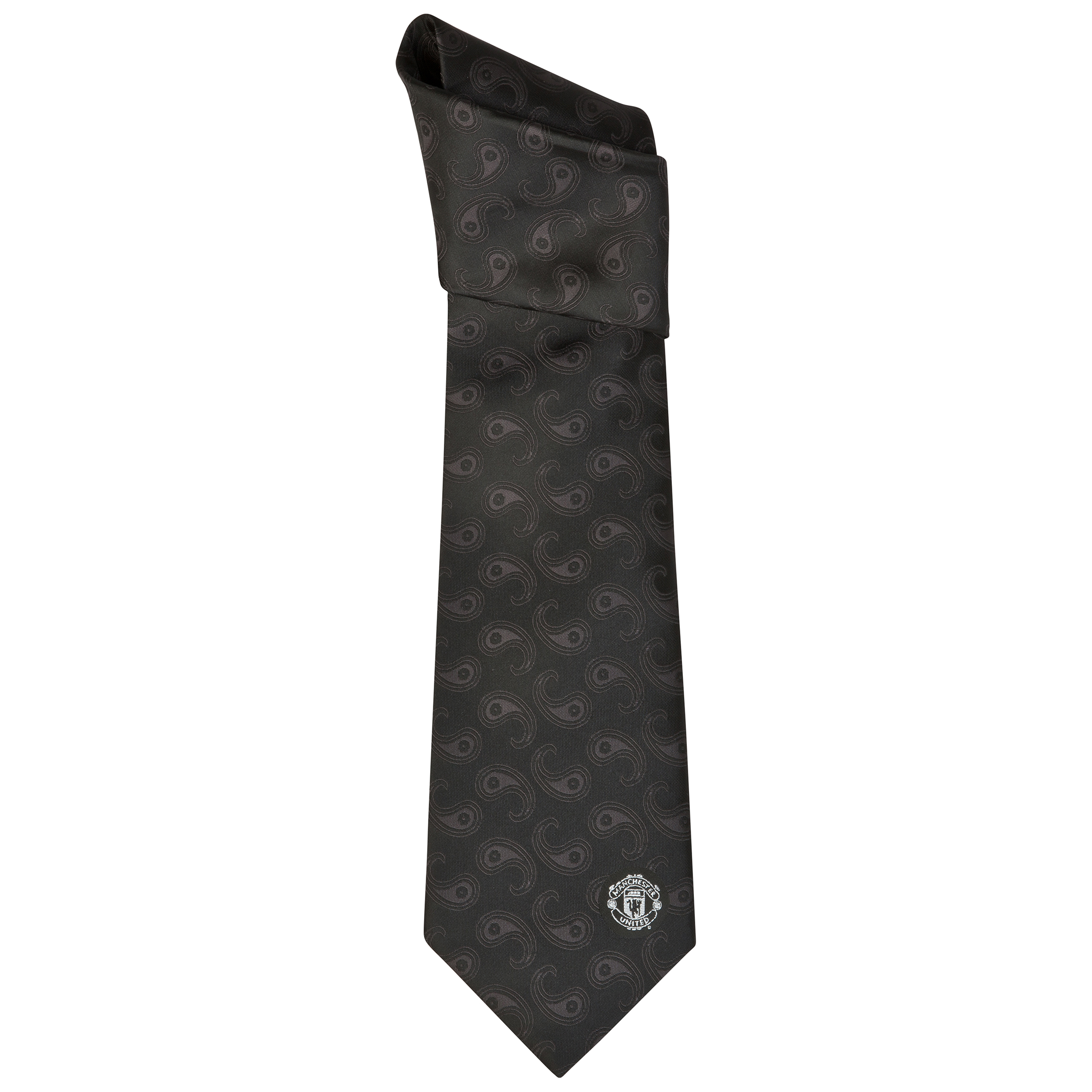 Manchester United Fashion Tie - Polyester