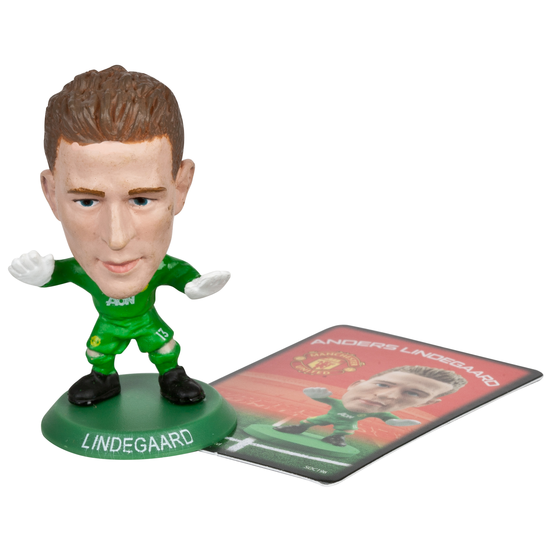 Manchester United Anders Lindegaard Home SoccerStarz