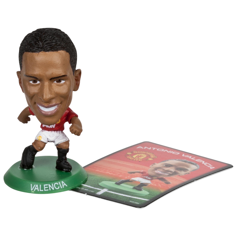 Manchester United Antonio Valencia Home SoccerStarz