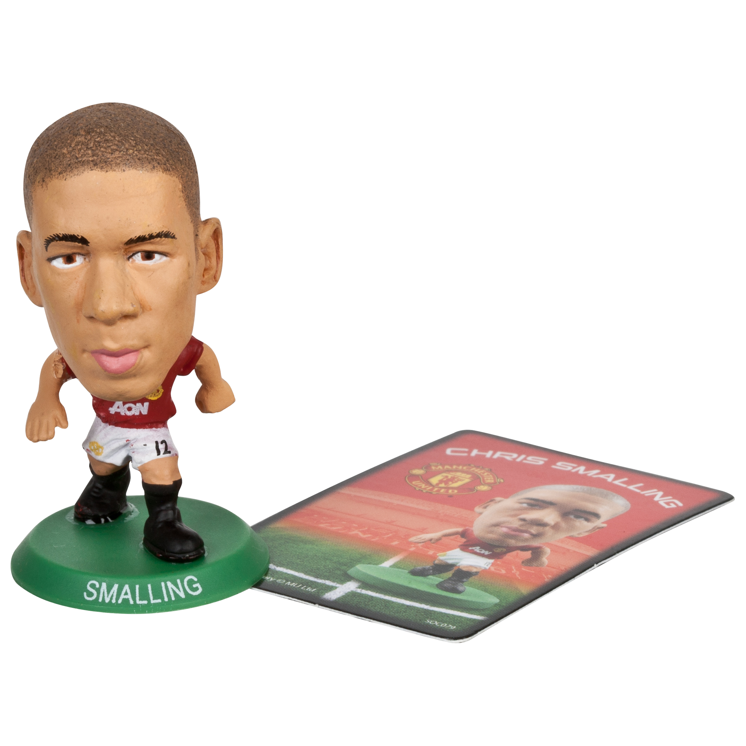 Manchester United Chris Smalling Home SoccerStarz
