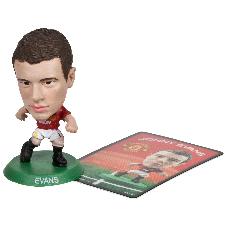 Manchester United Jonny Evans Home SoccerStarz