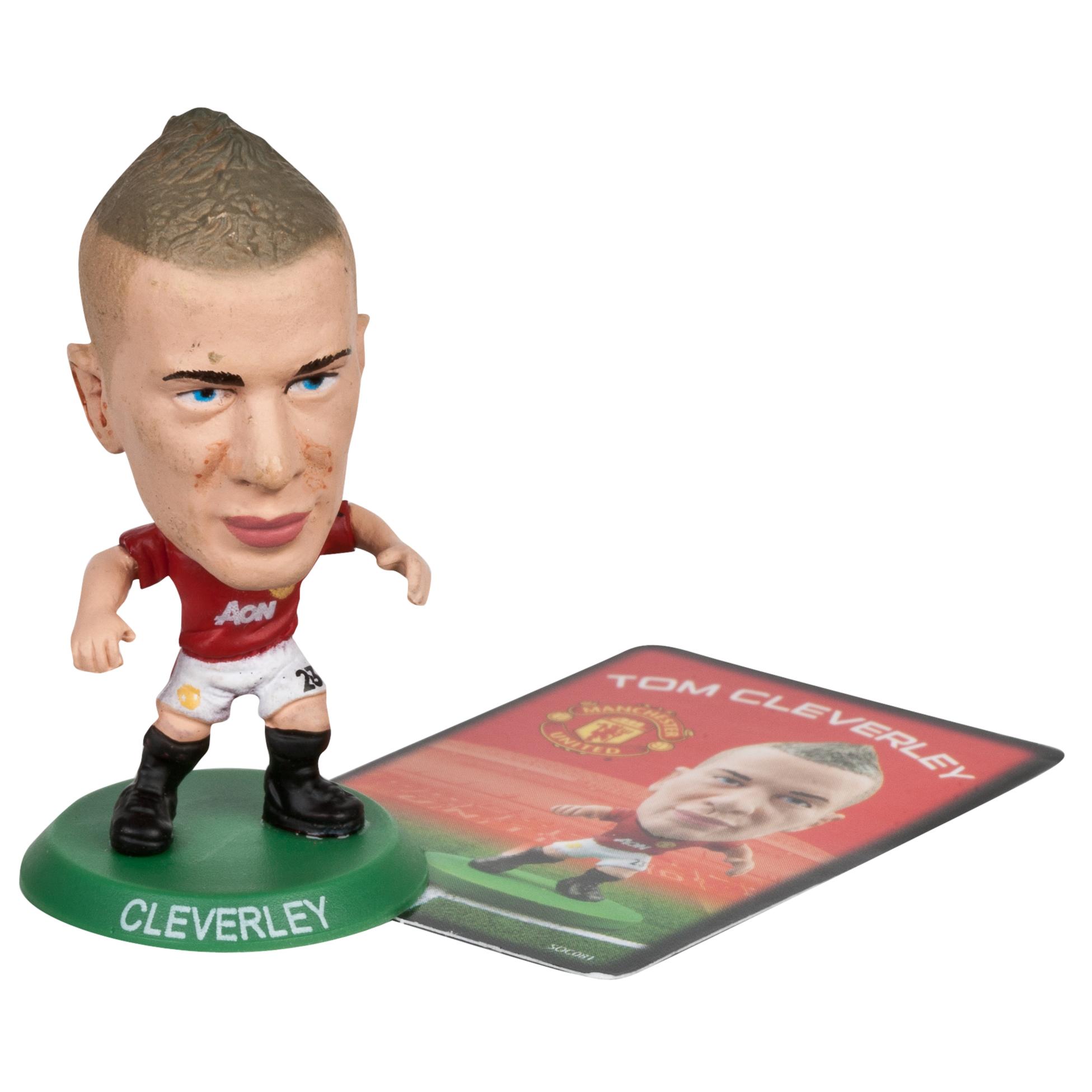 Manchester United Tom Cleverley Home SoccerStarz
