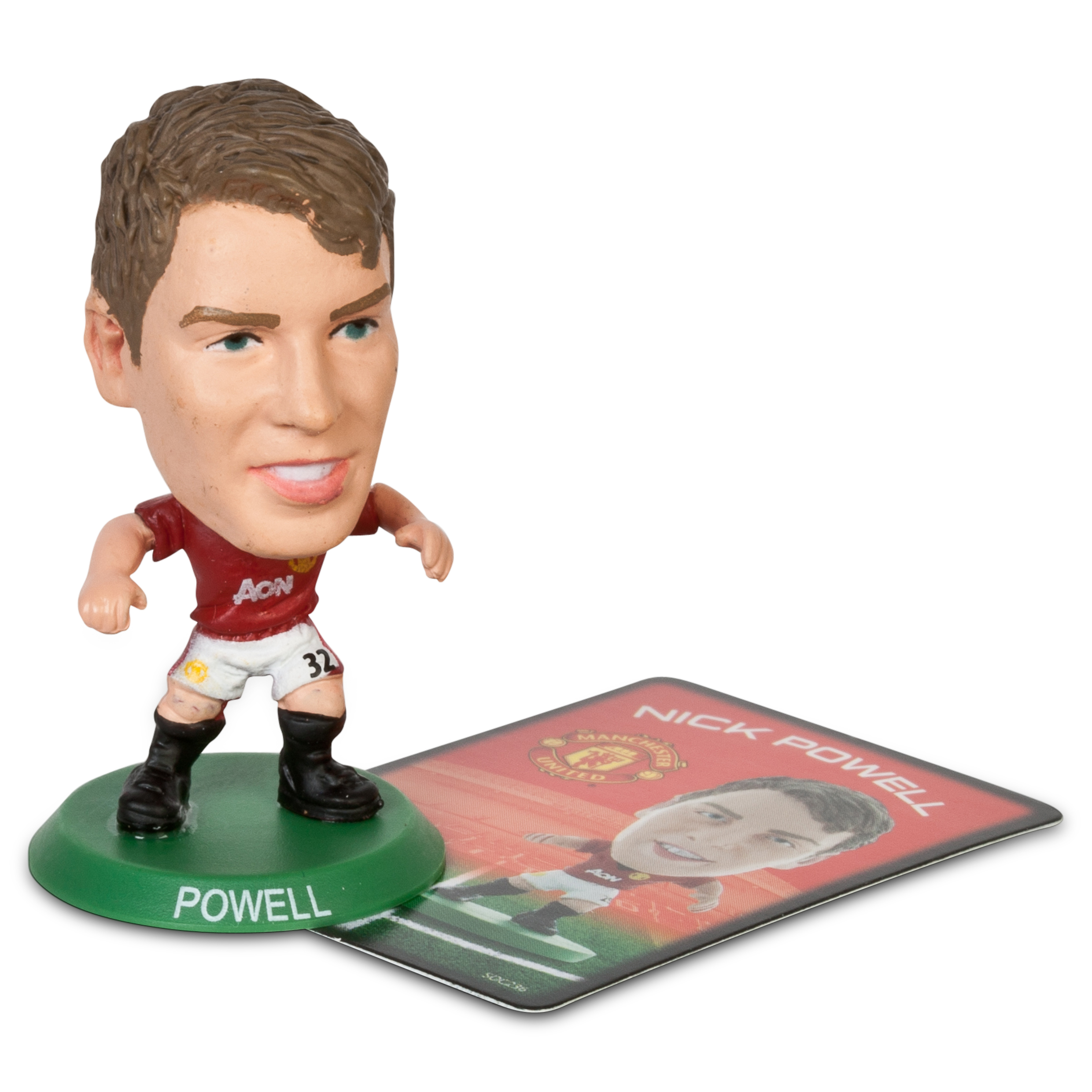Manchester United Nick Powell Home Soccer Starz