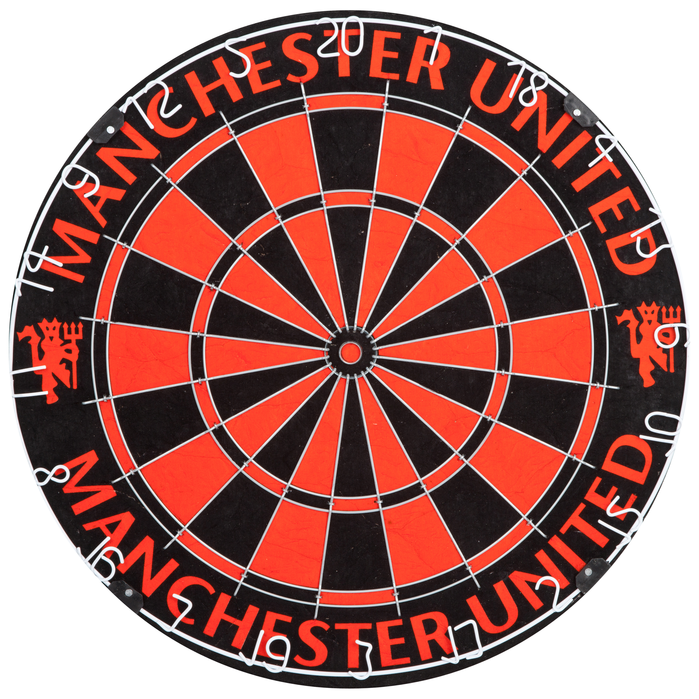 Manchester United Dart Board