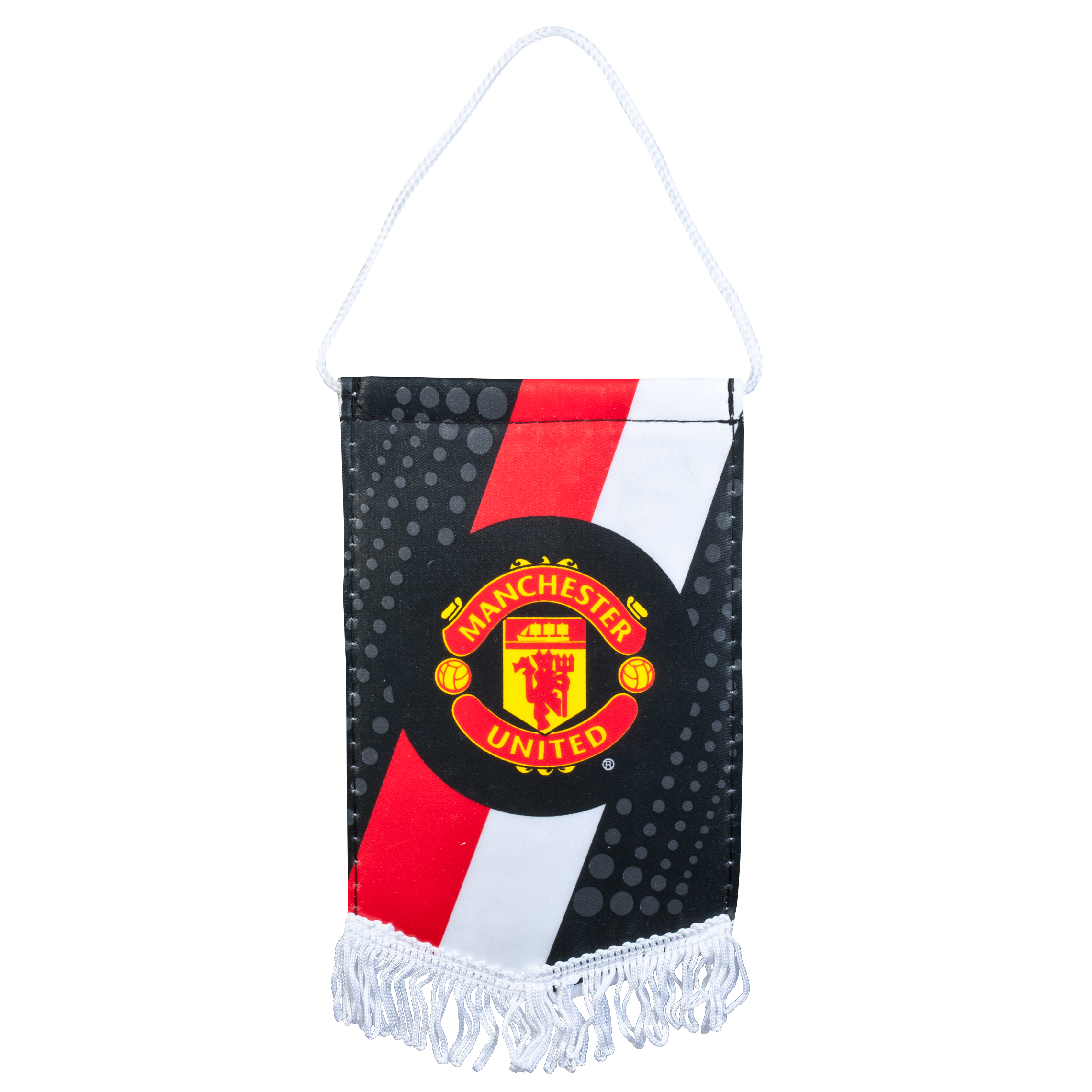Manchester United Stripe Pennant