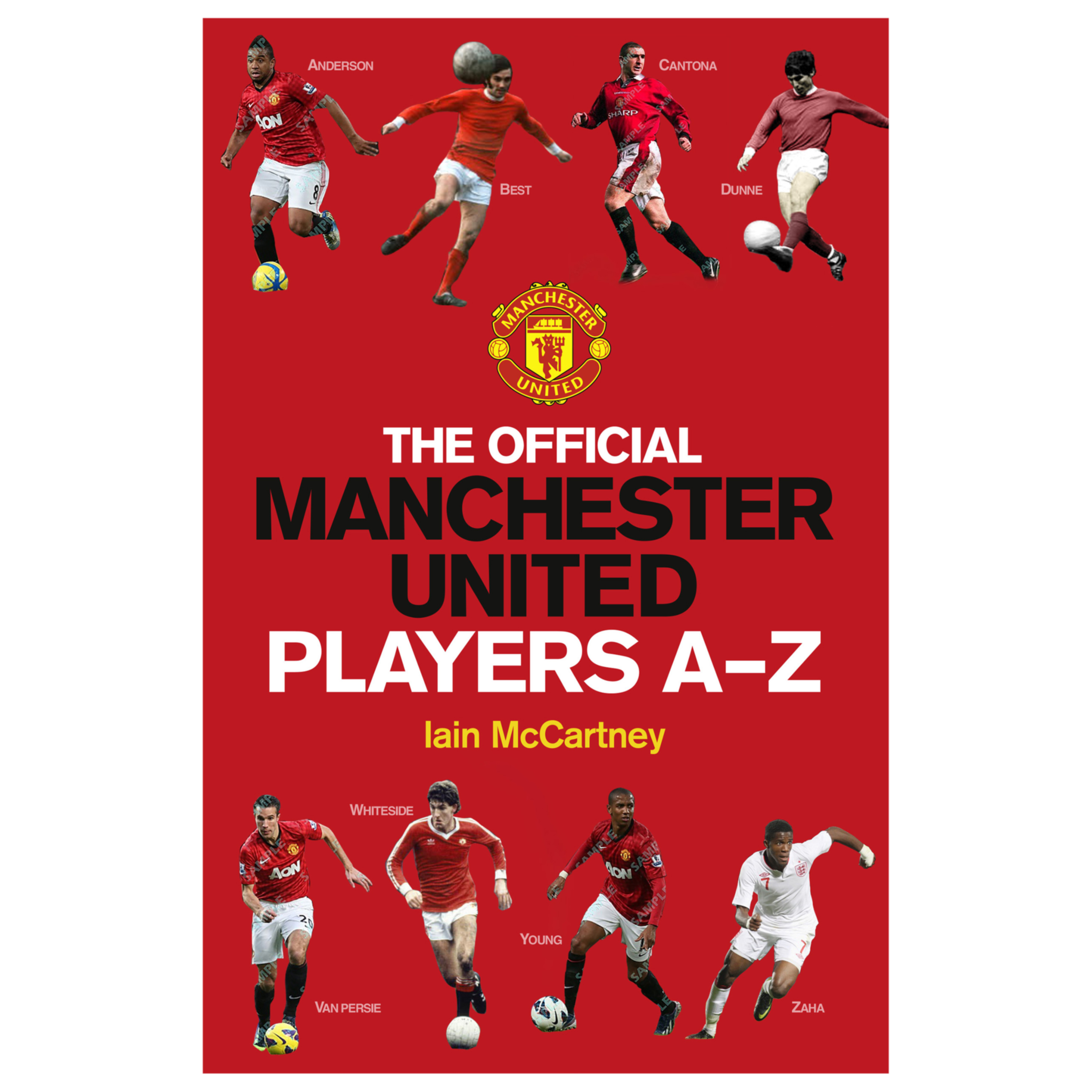 Manchester United The Official Players A-Z