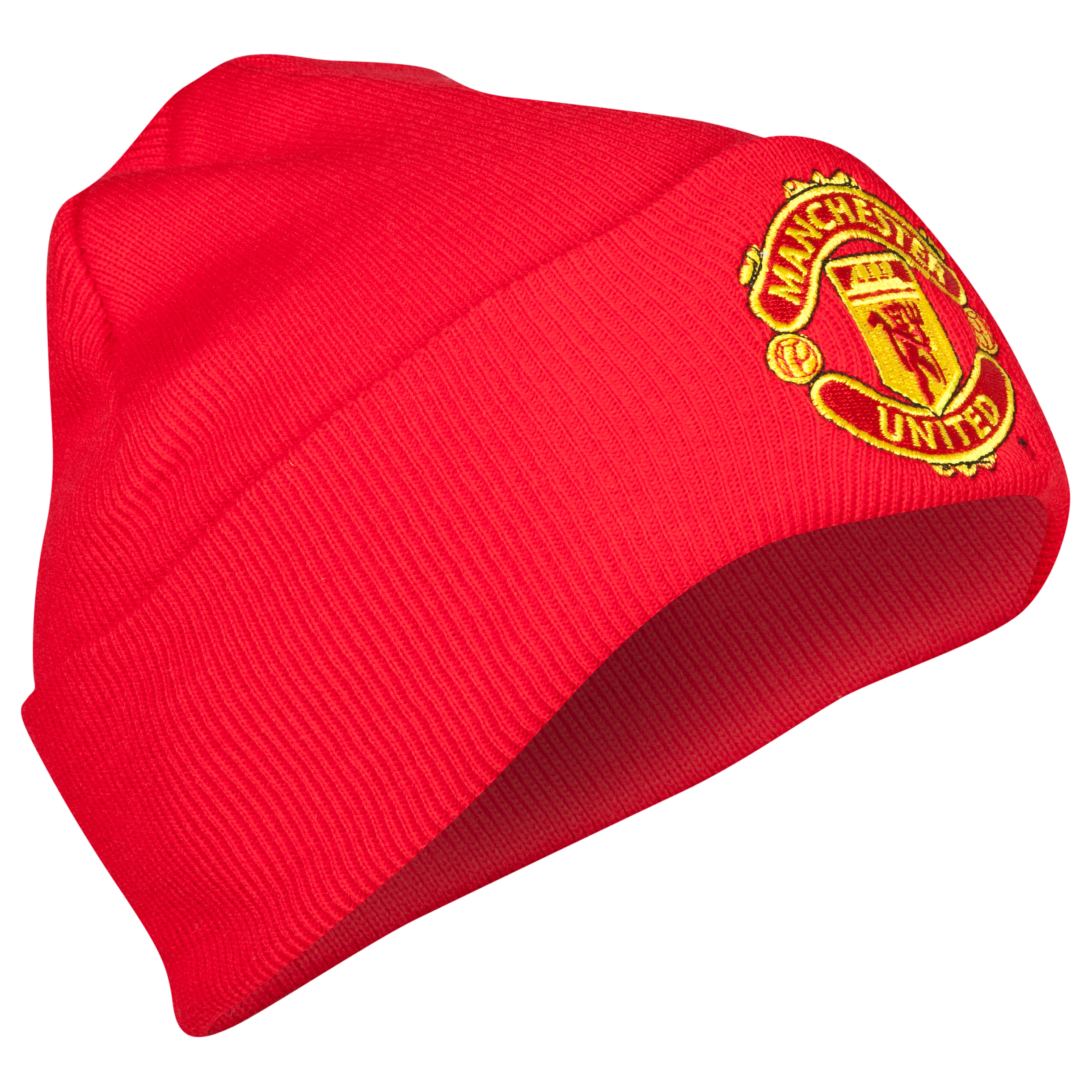 Manchester United UEFA Champions League Bronx Hat - Red