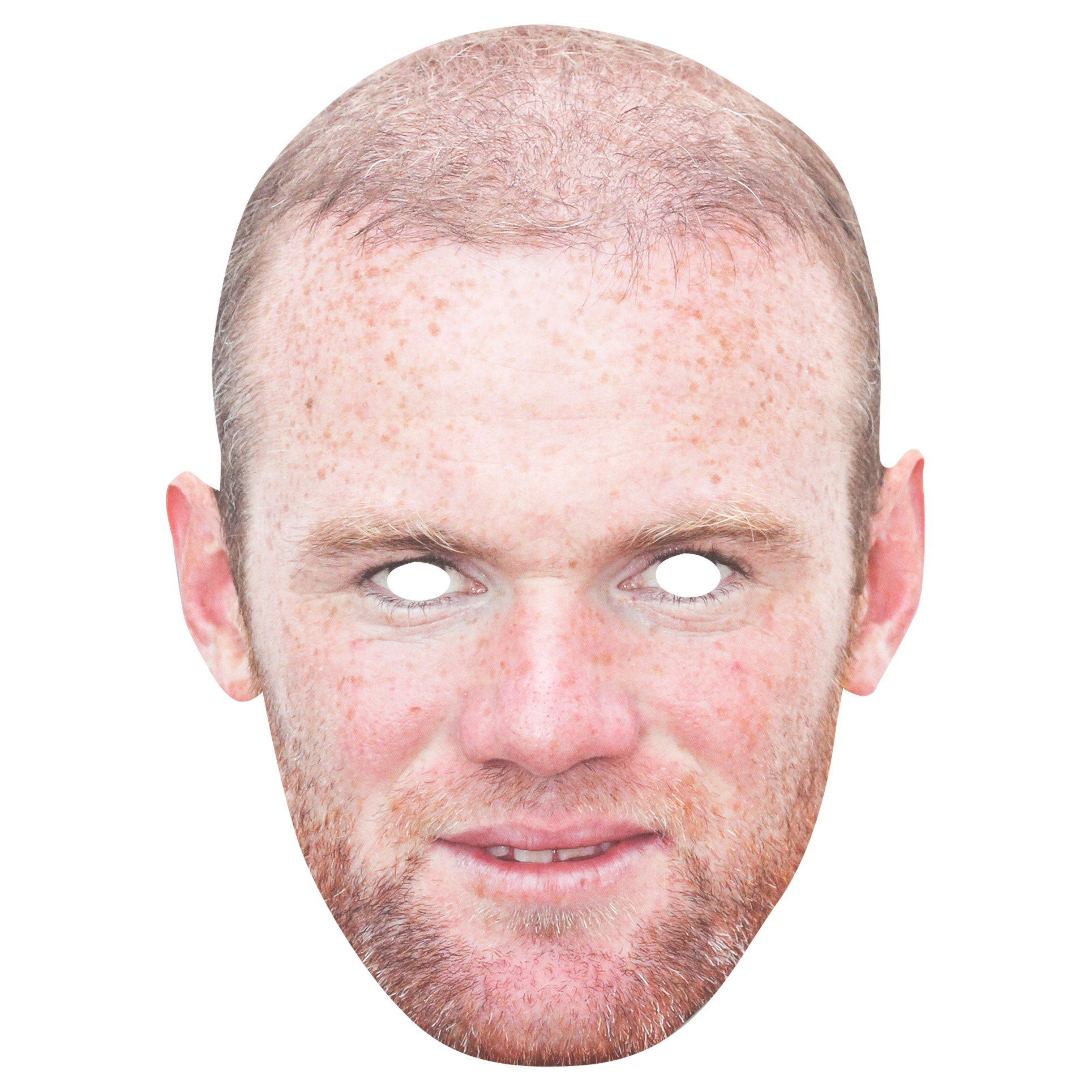 Manchester United Rooney Face Mask