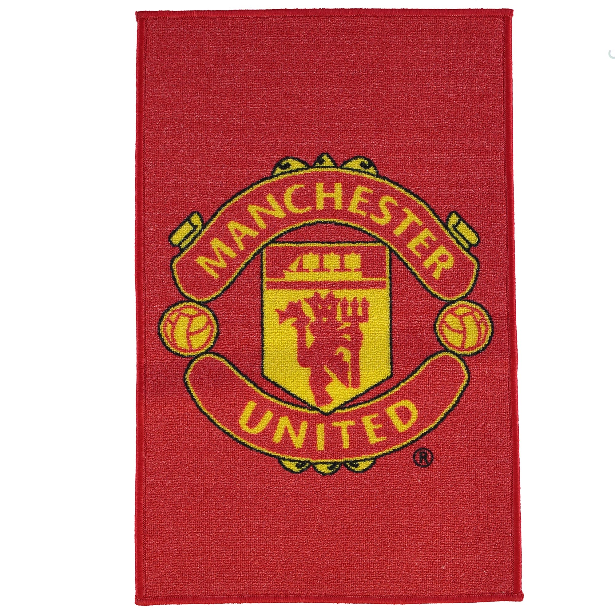 Manchester United Rug - 80 x 50cm