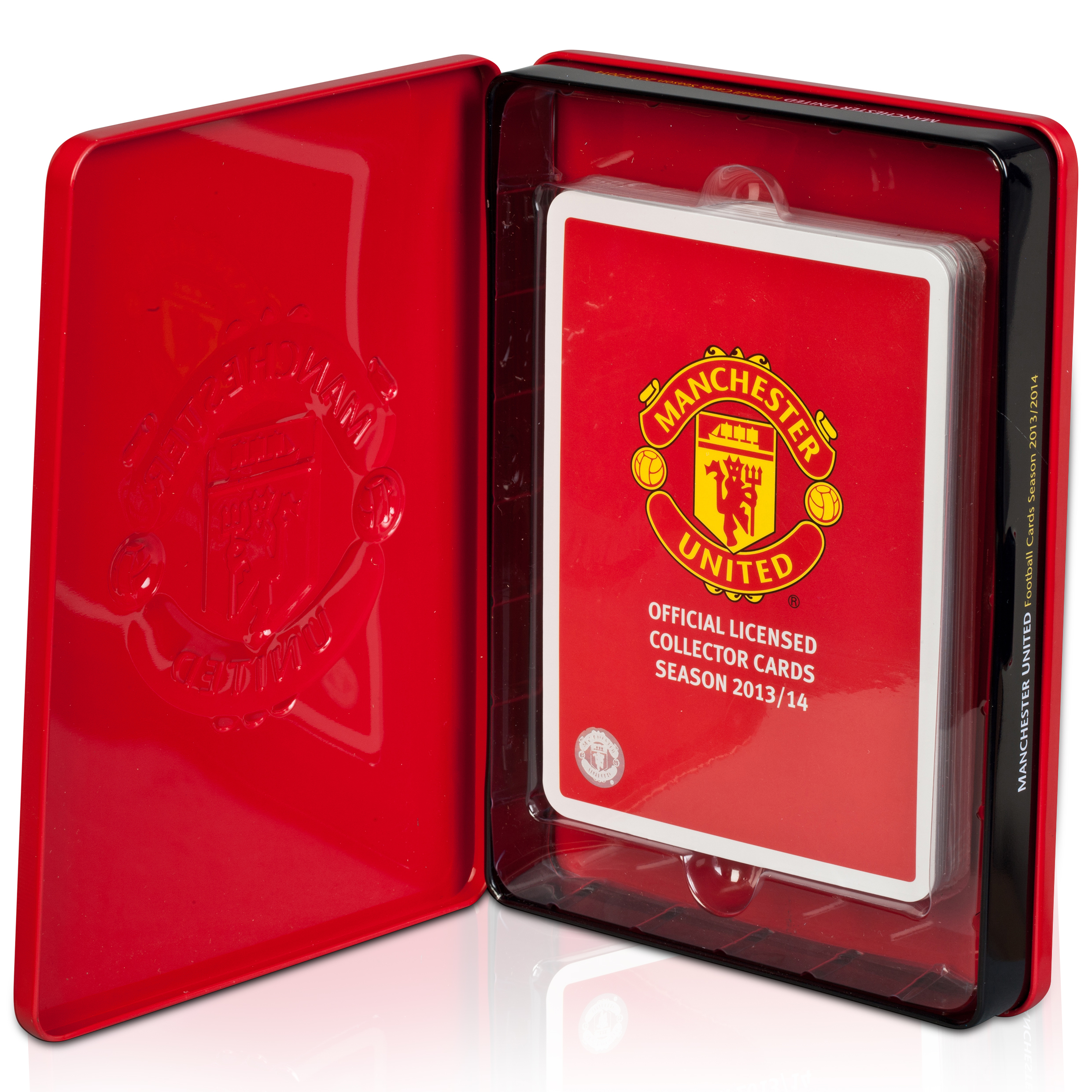 Manchester United 2013-14 Player Legend Cards Set