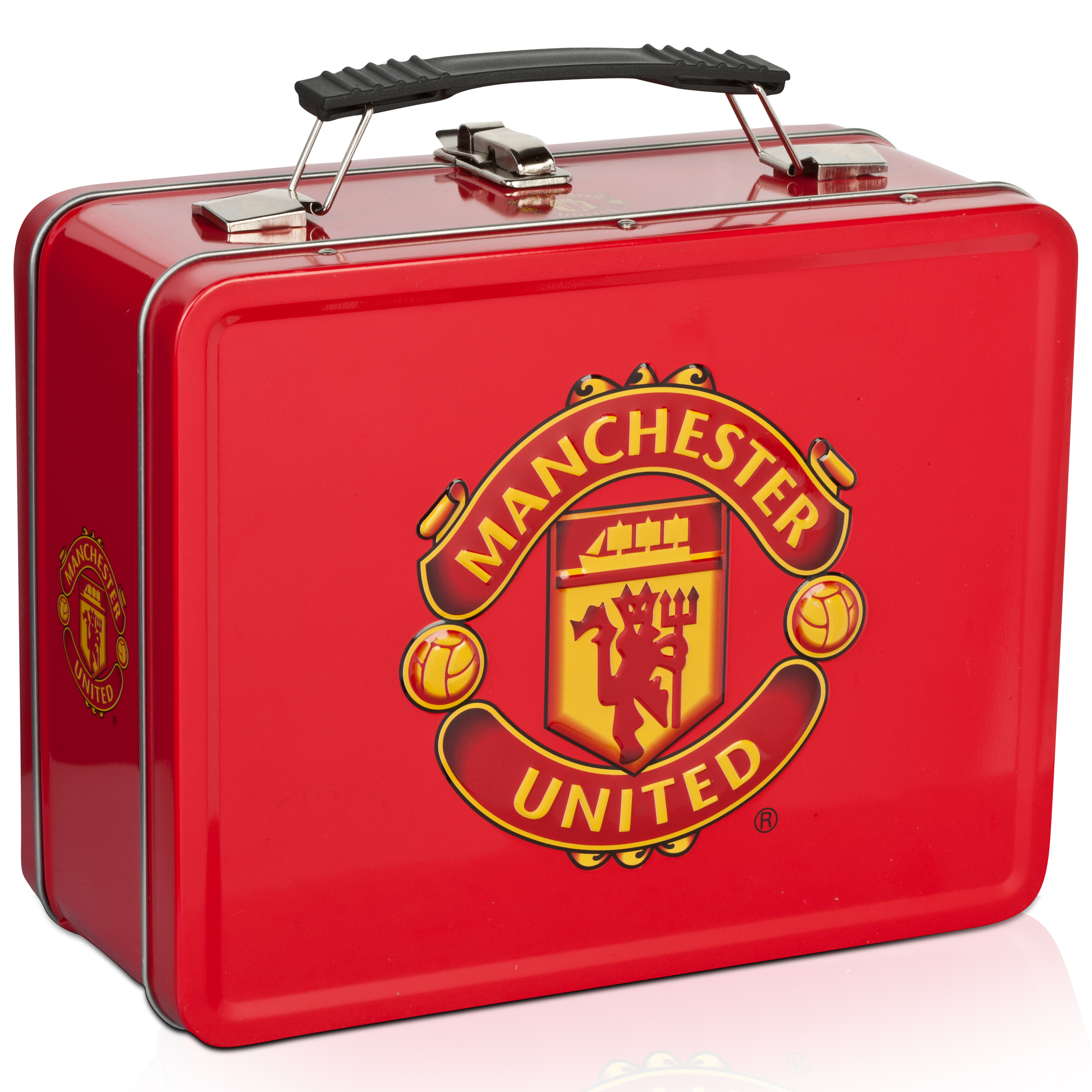 Manchester United Retro Tin Lunch Box