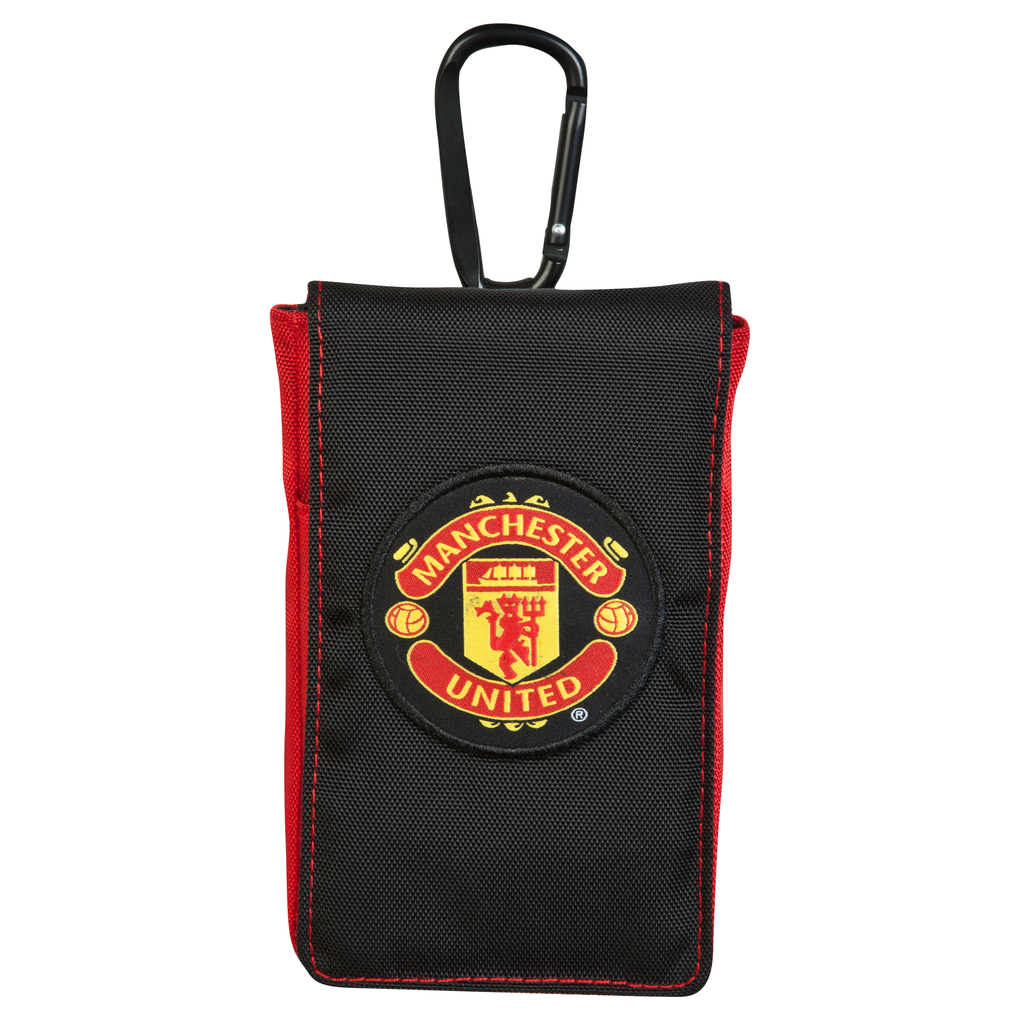 Manchester United Nylon Smartphone Cover with Lanyard