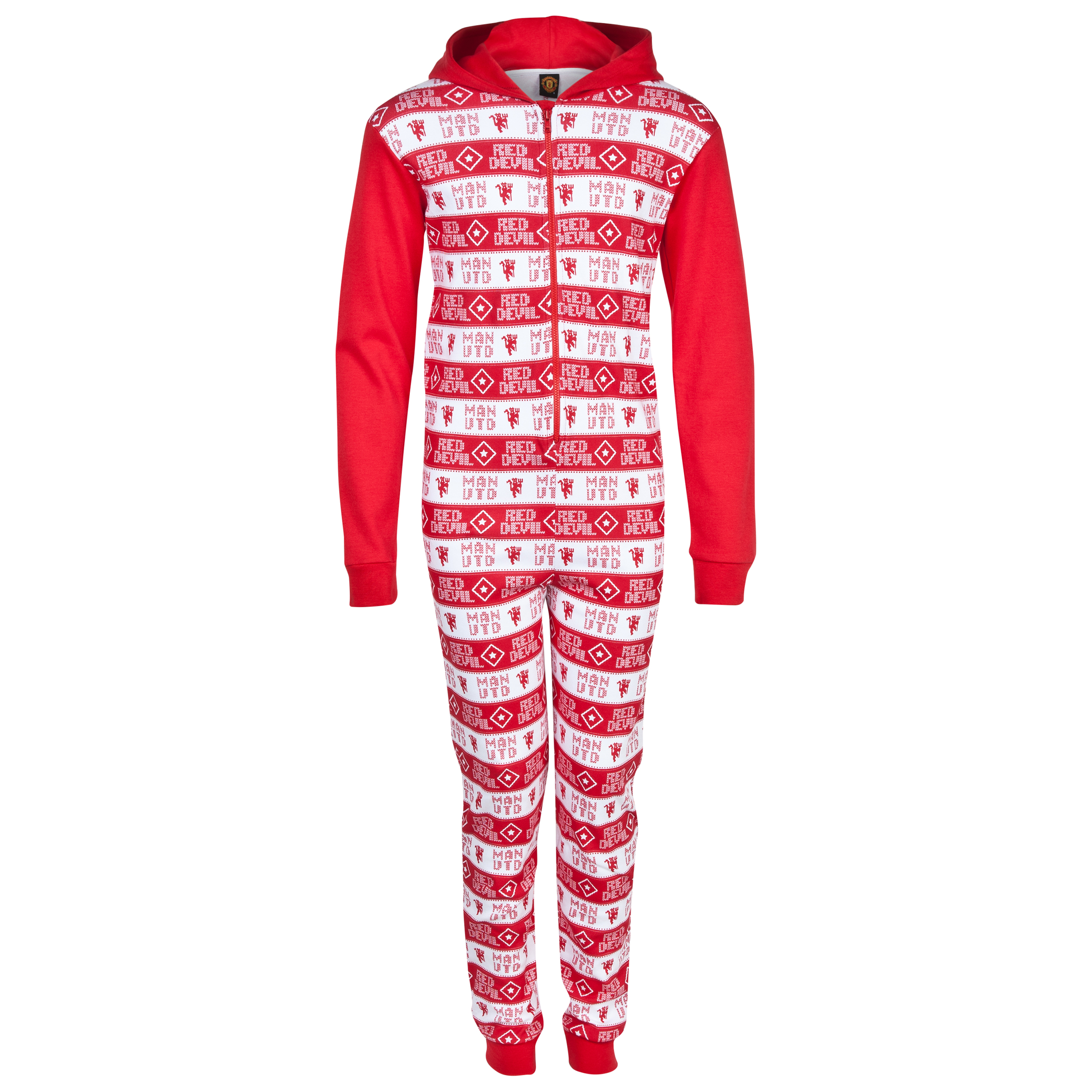Manchester United Red Devil Onesie - Unisex