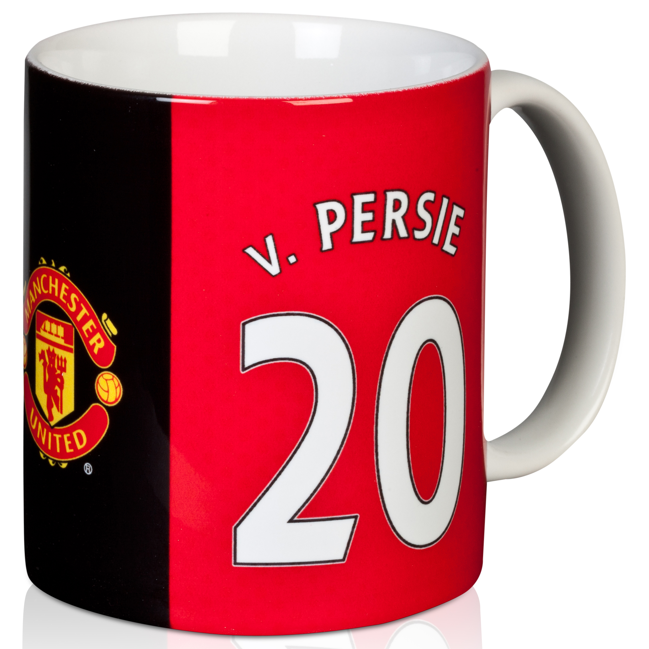 Manchester United Van Persie Mug