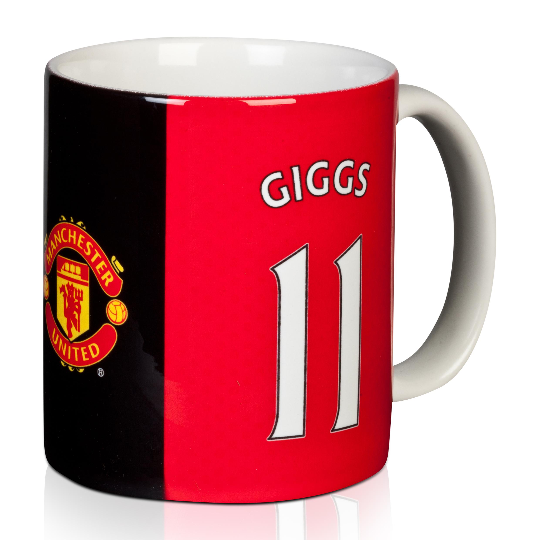 Manchester United Giggs Mug