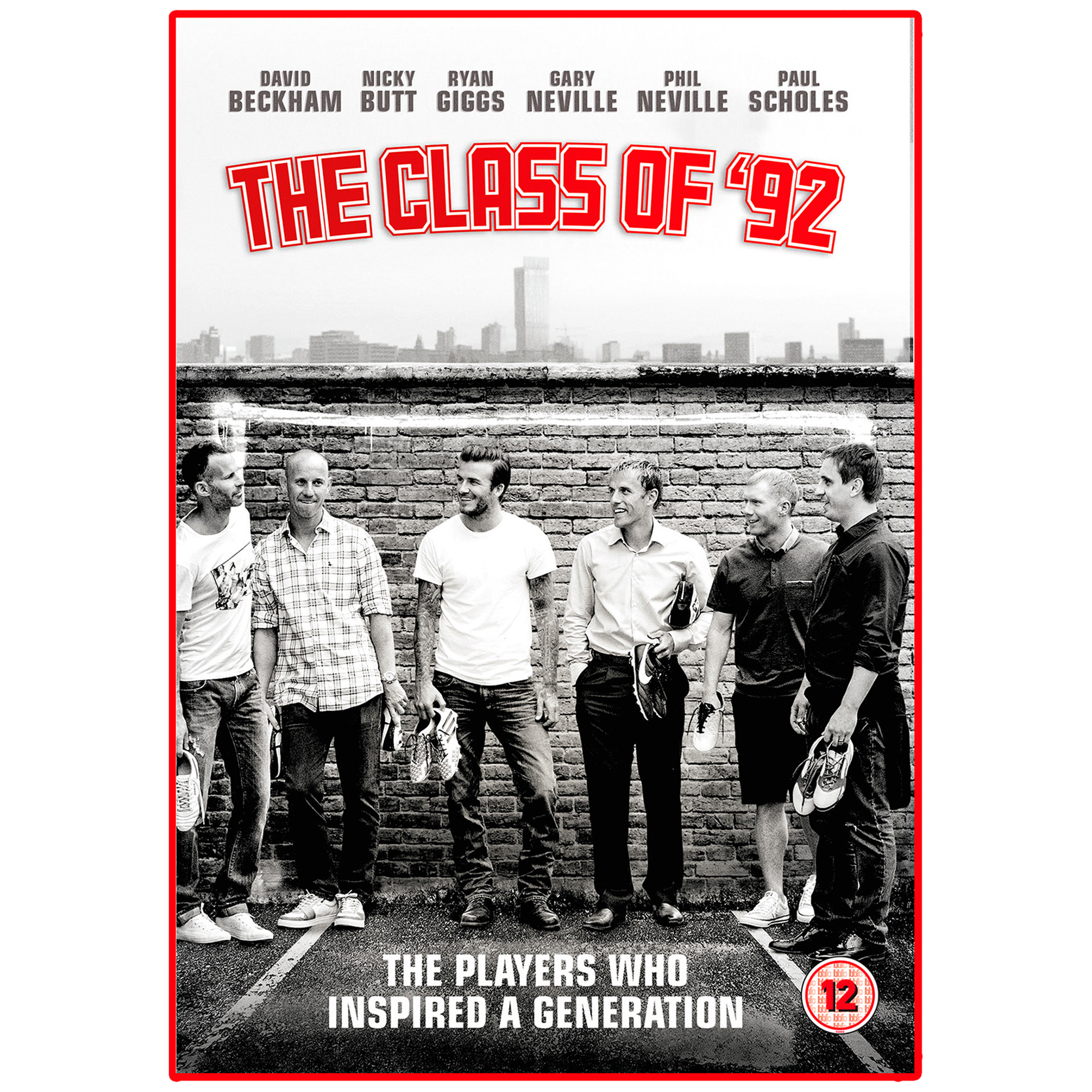 Manchester United - The Class of 92 - DVD