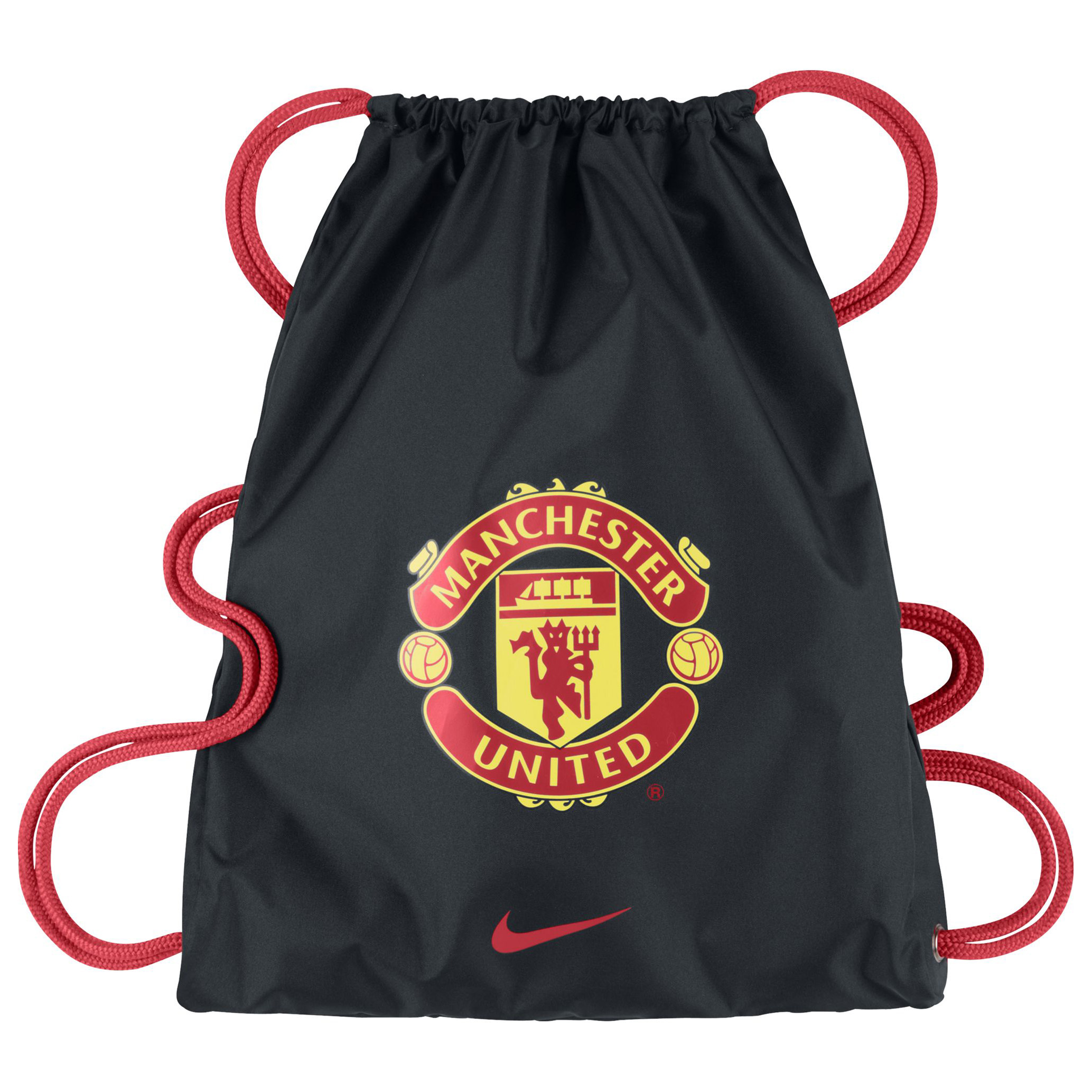 Manchester United Allegiance Gym Sack 3.0 14/15-Black