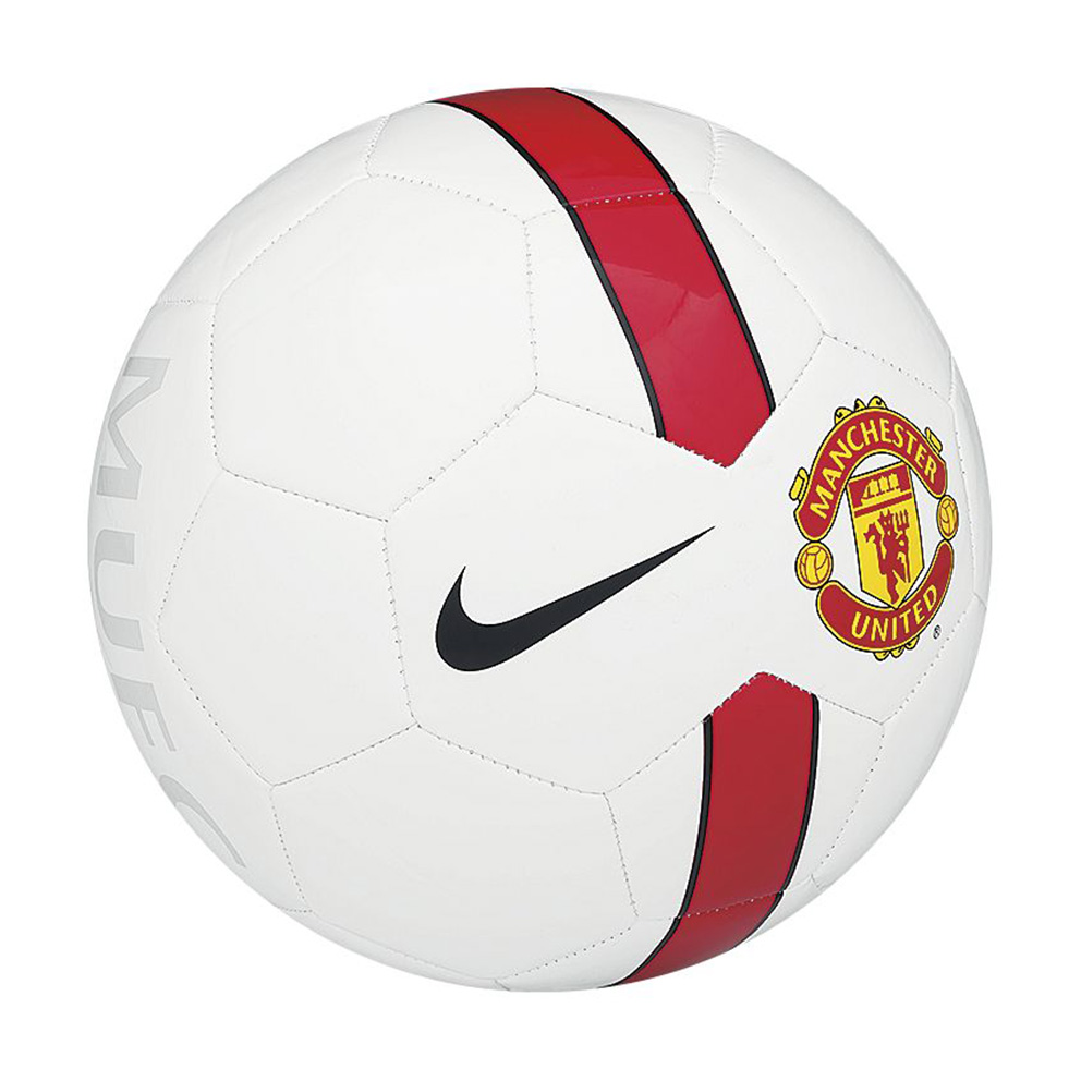 Manchester United Supporters Football-White