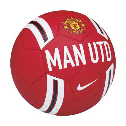Manchester United Skills Football 14/15-Red Red