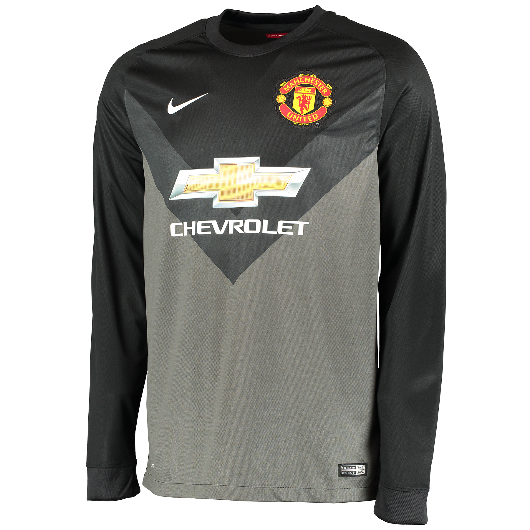 Manchester United Change Goalkeeper Shirt 2014/15