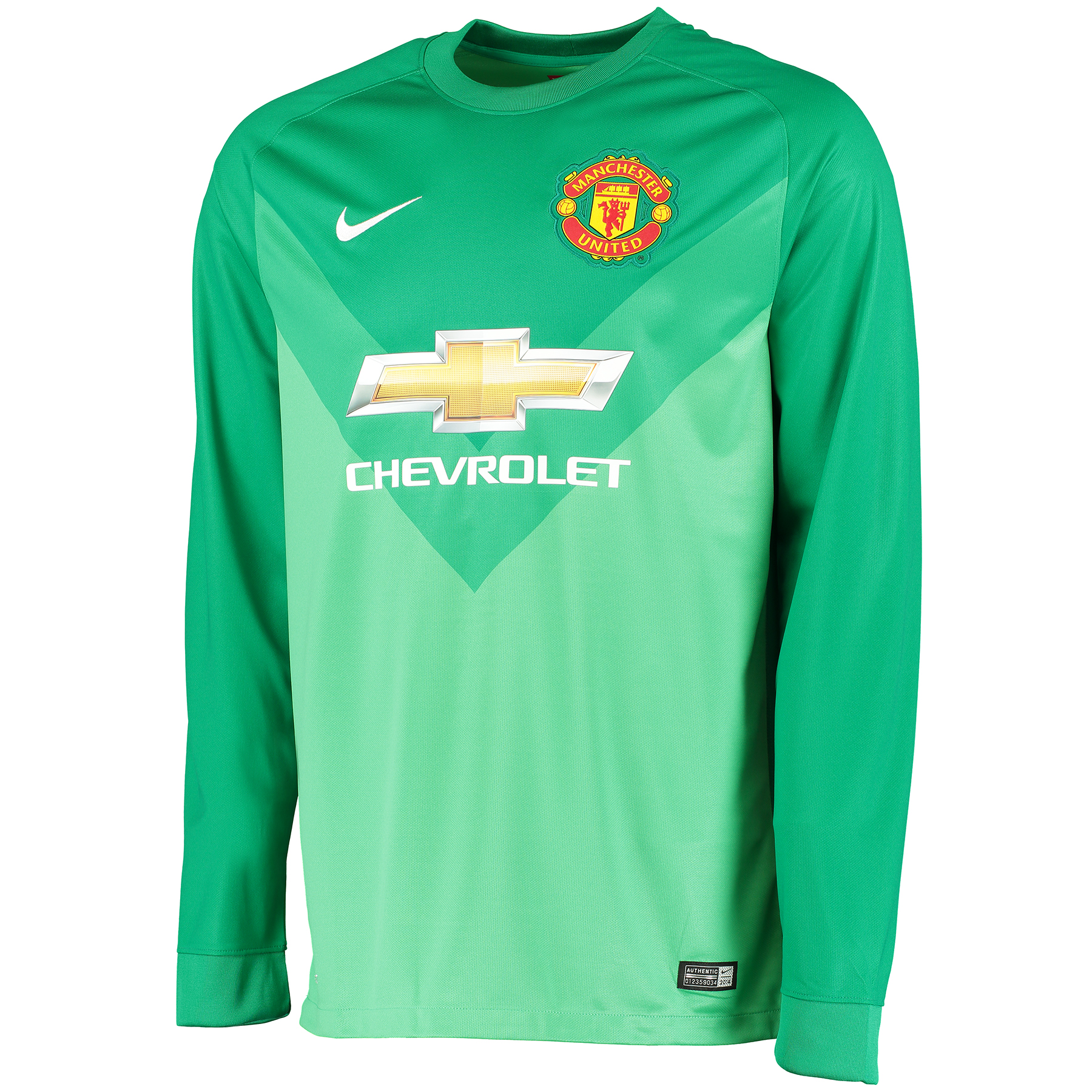 Manchester United Goalkeeper Shirt 2014/15