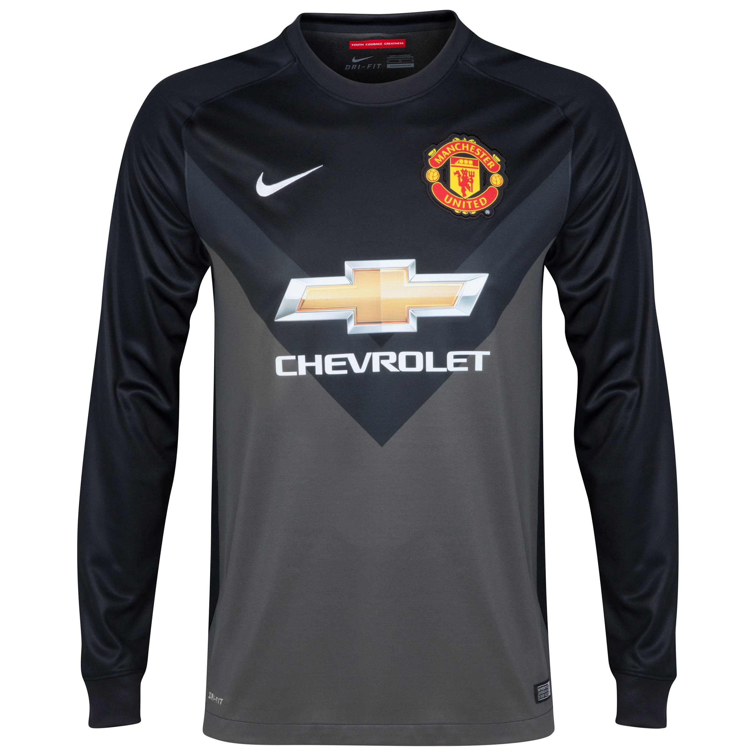 Manchester United Change Goalkeeper Shirt 2014/15 - Kids