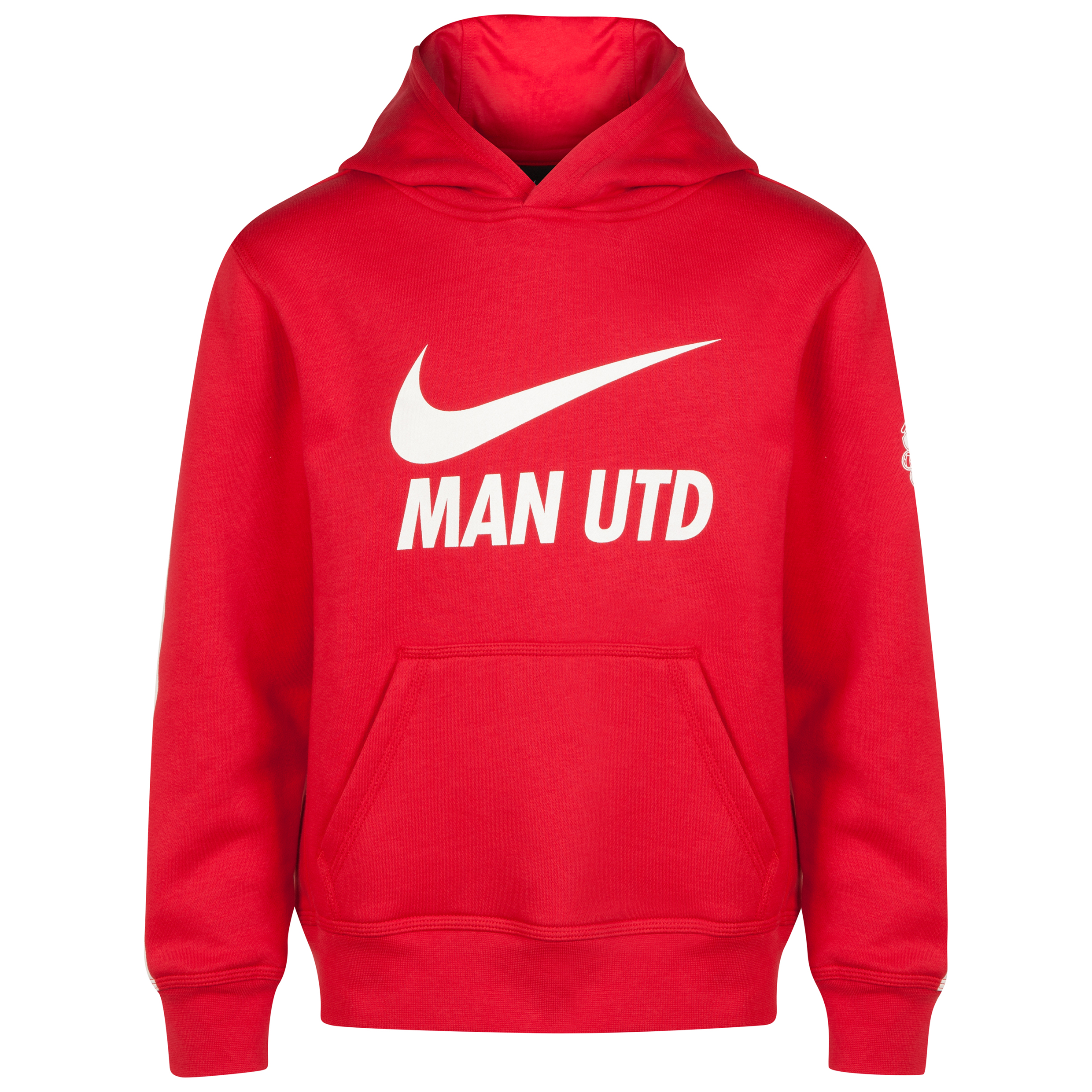 Manchester United Core Hoody - Kids-Red