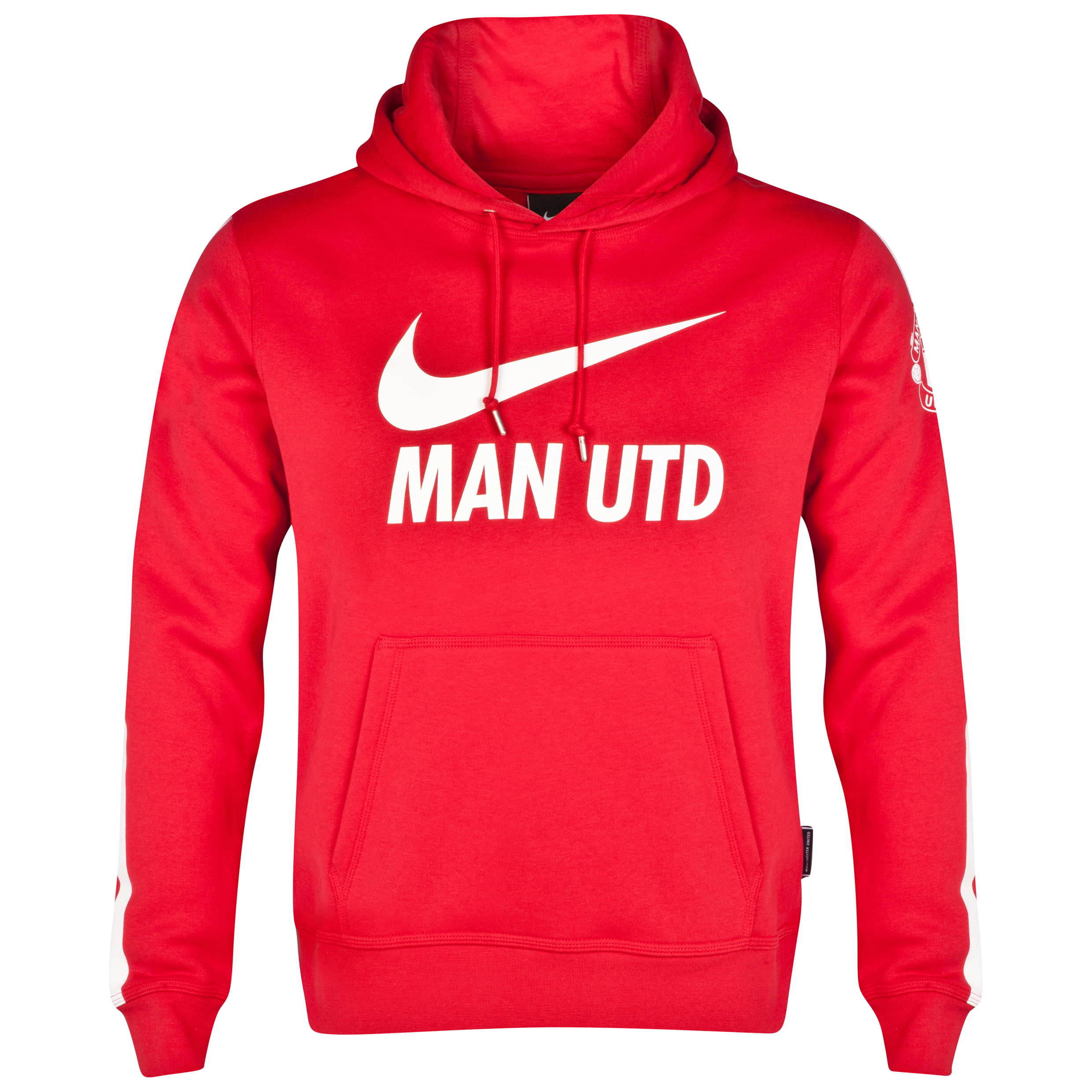 Manchester United Core Hoody-Red