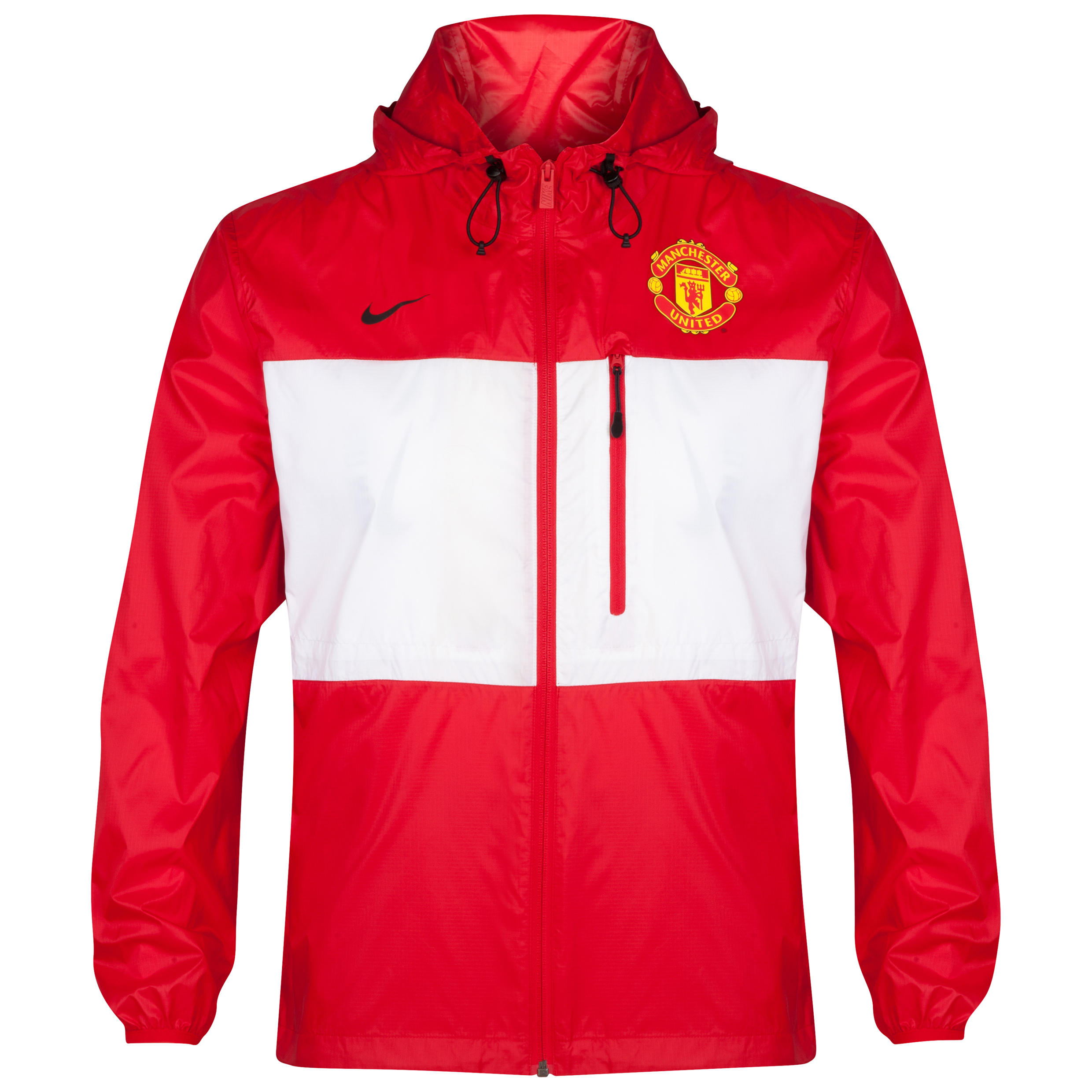 Manchester United Authentic Winger Jacket-Red