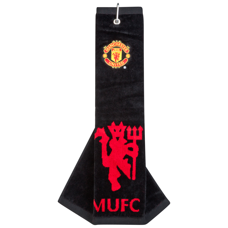 Manchester United Tri-Fold Towel