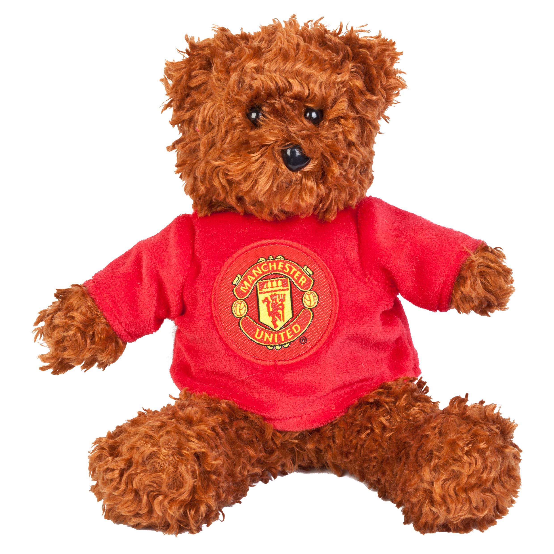 Manchester United Crest T-Shirt Bear