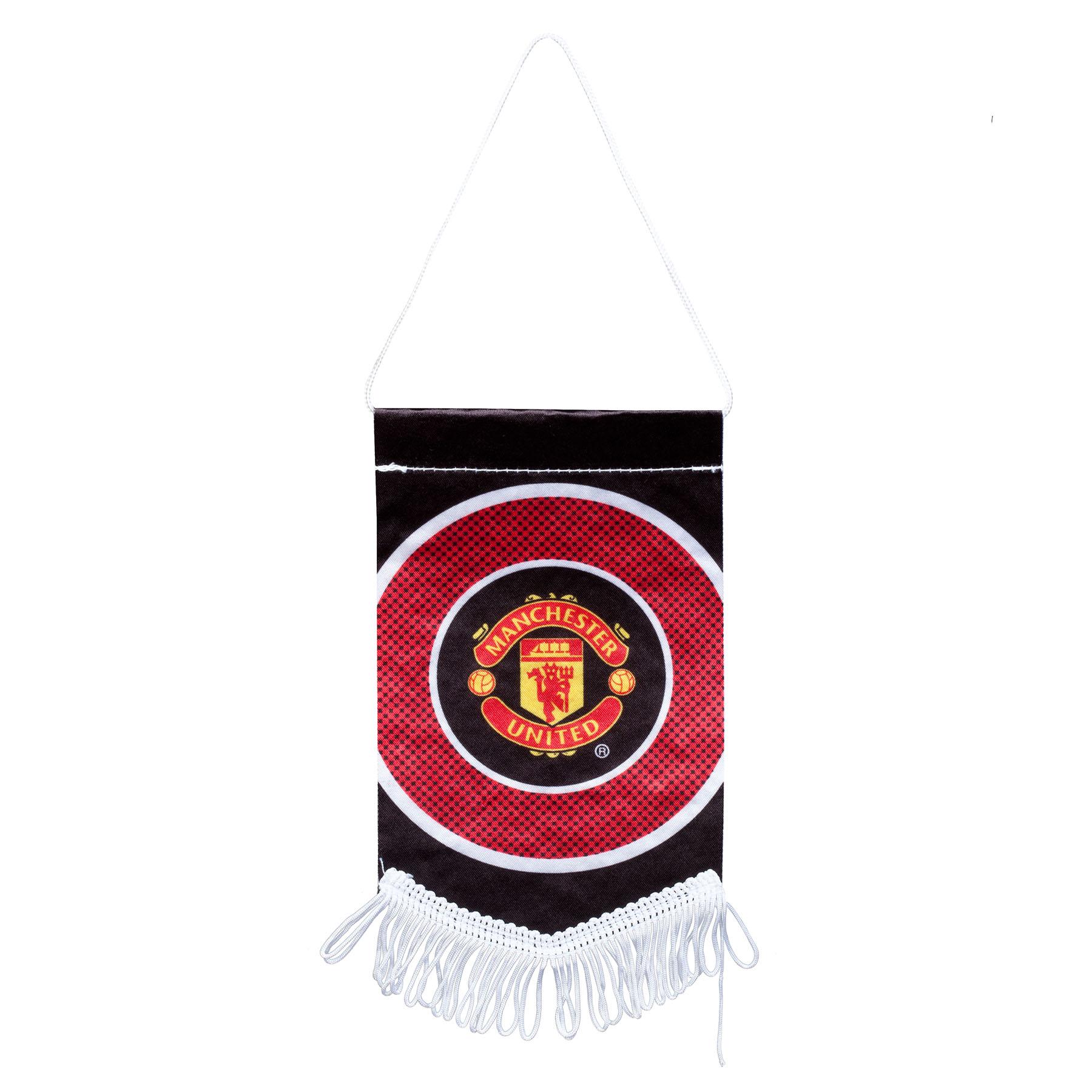 Manchester United Bullseye Pennant