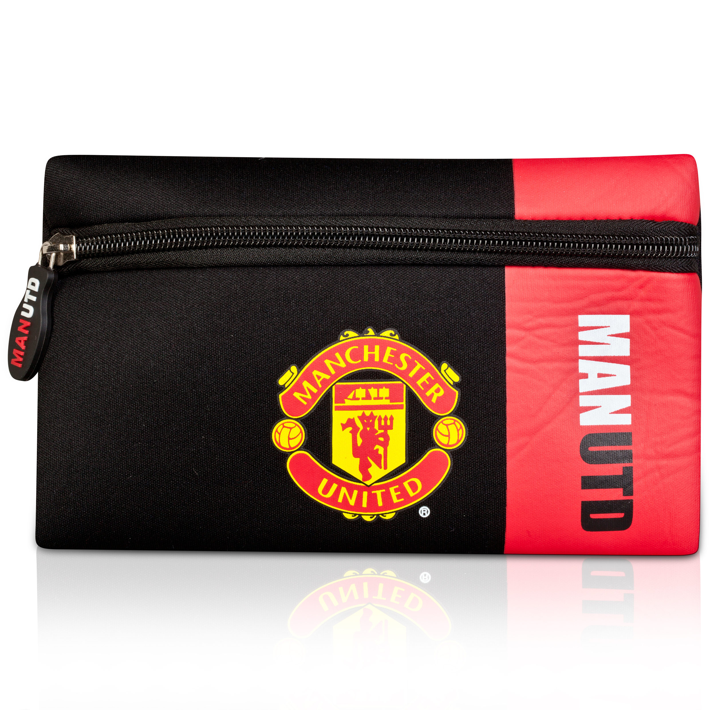 Manchester United Neoprene Pencil Case
