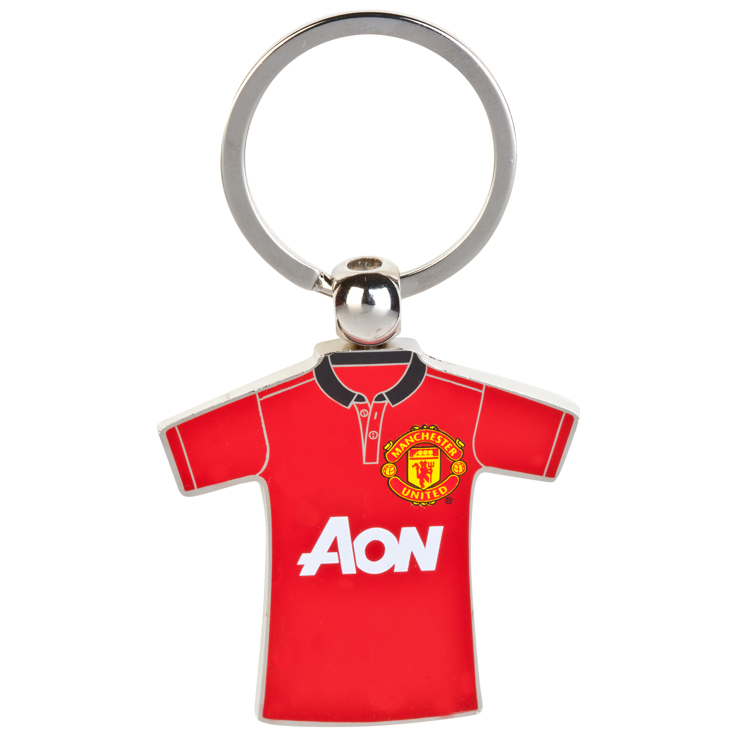 Manchester United 2013-14 Kit Key Ring