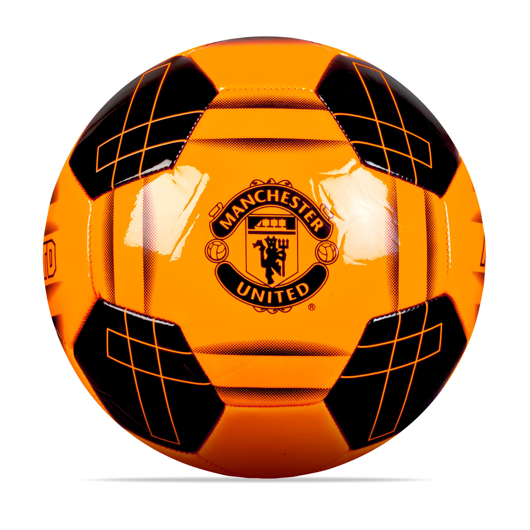 Manchester United Fluo Football - Size 5