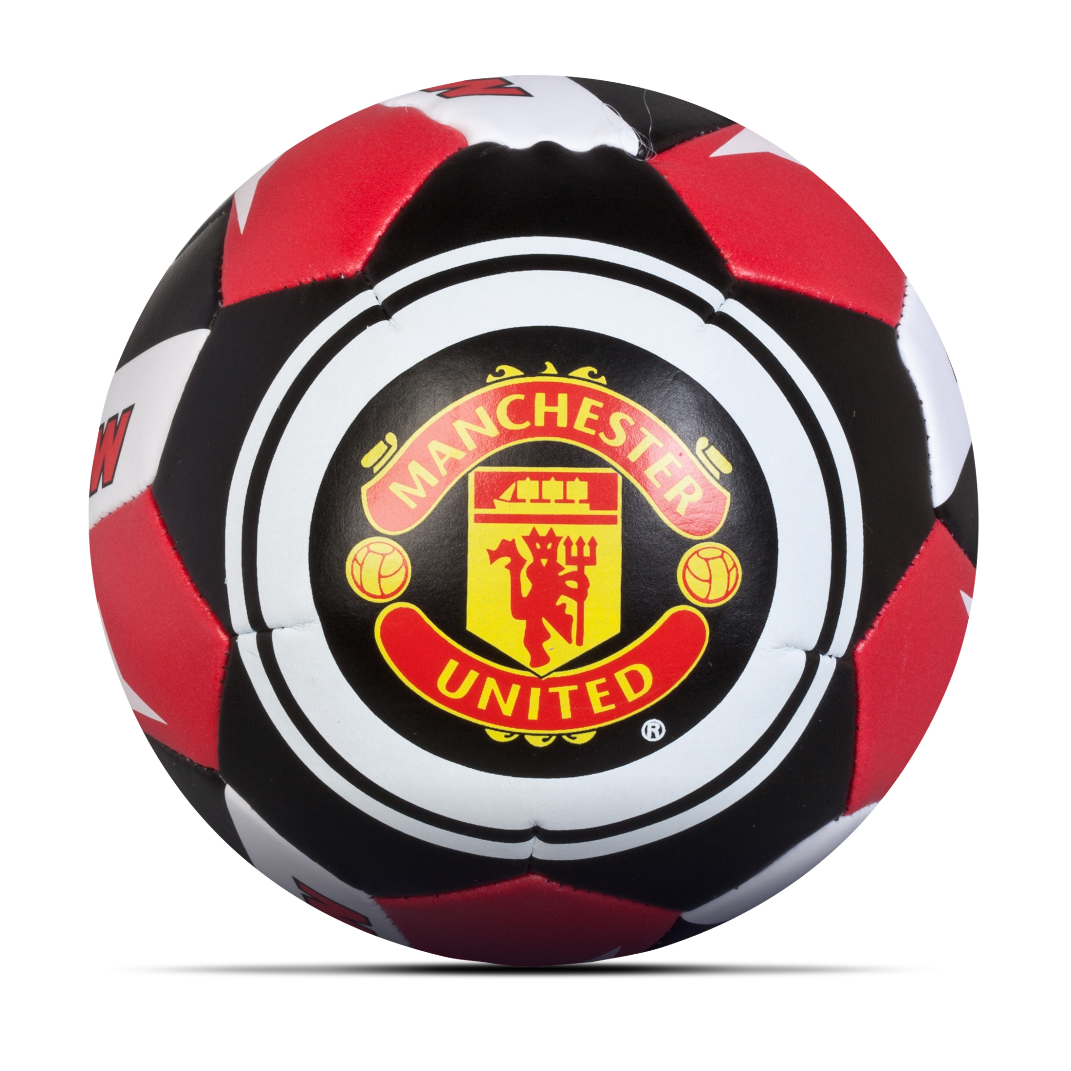 Manchester United Mini Soft Ball - 4 Inch