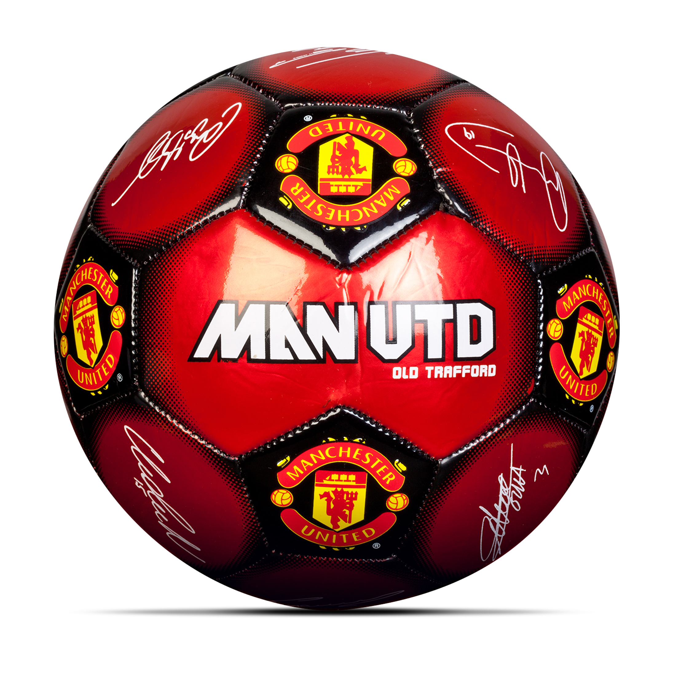 Manchester United Signature Football - Size 5