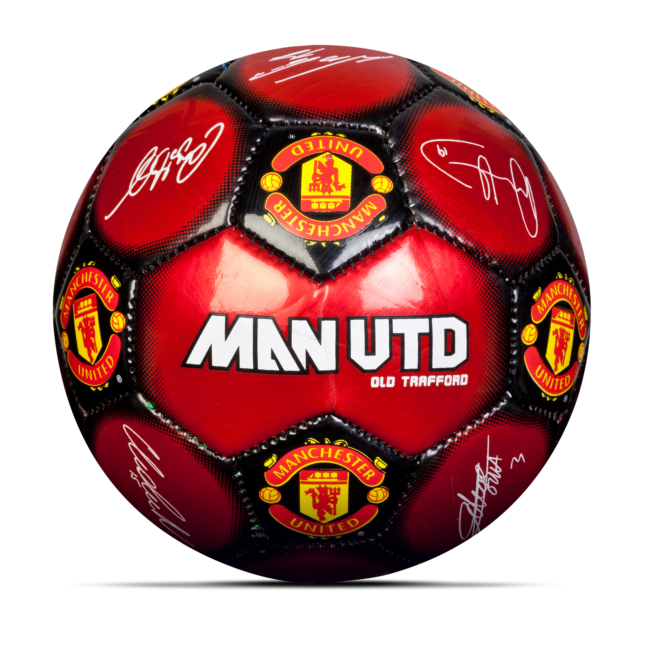 Manchester United Signature Football - Size 1