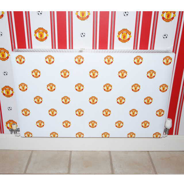 Manchester United Magnetic Crest Radiator Cover - 1000mm x 600mm