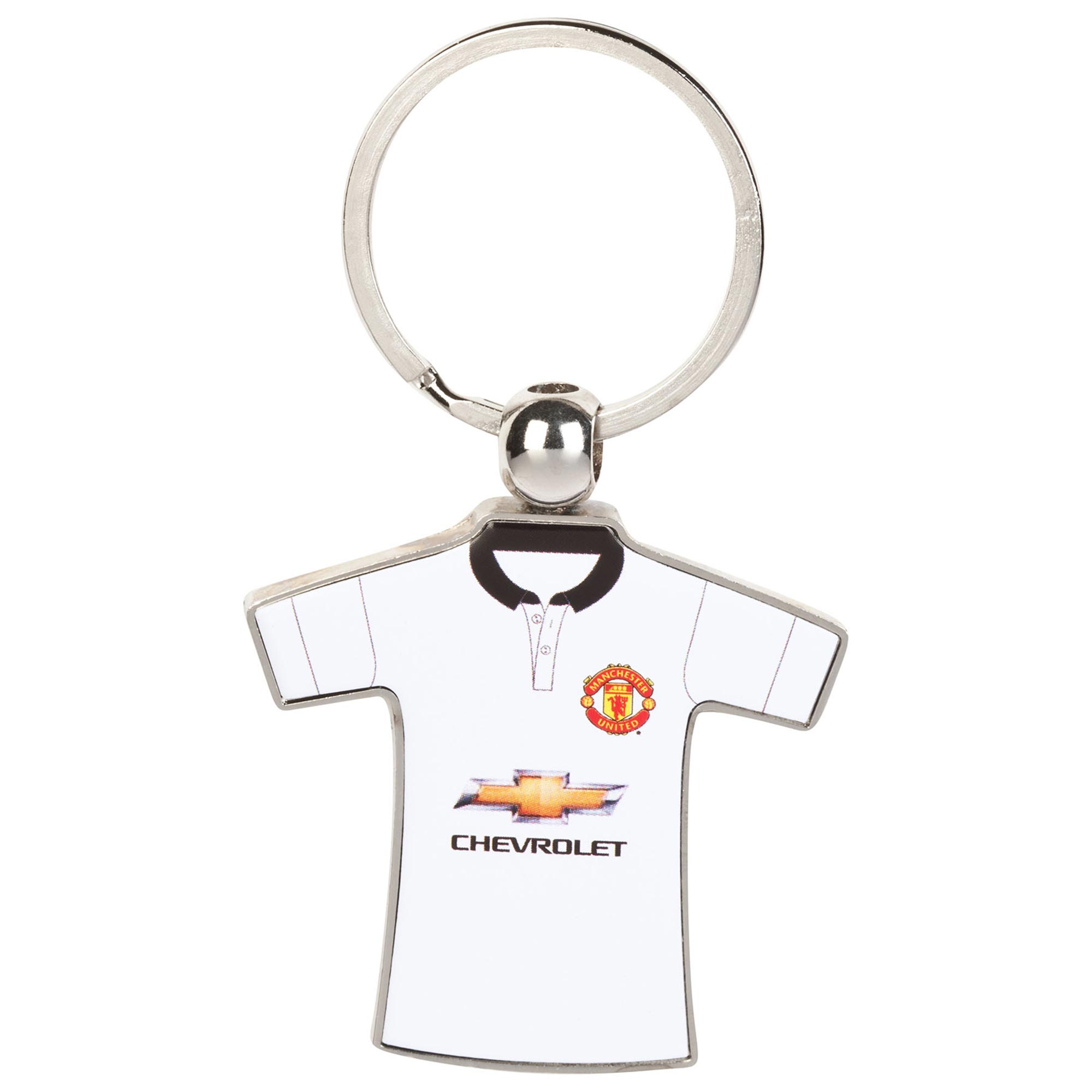 Manchester United 2014/15 Home-Away Kit Key Ring