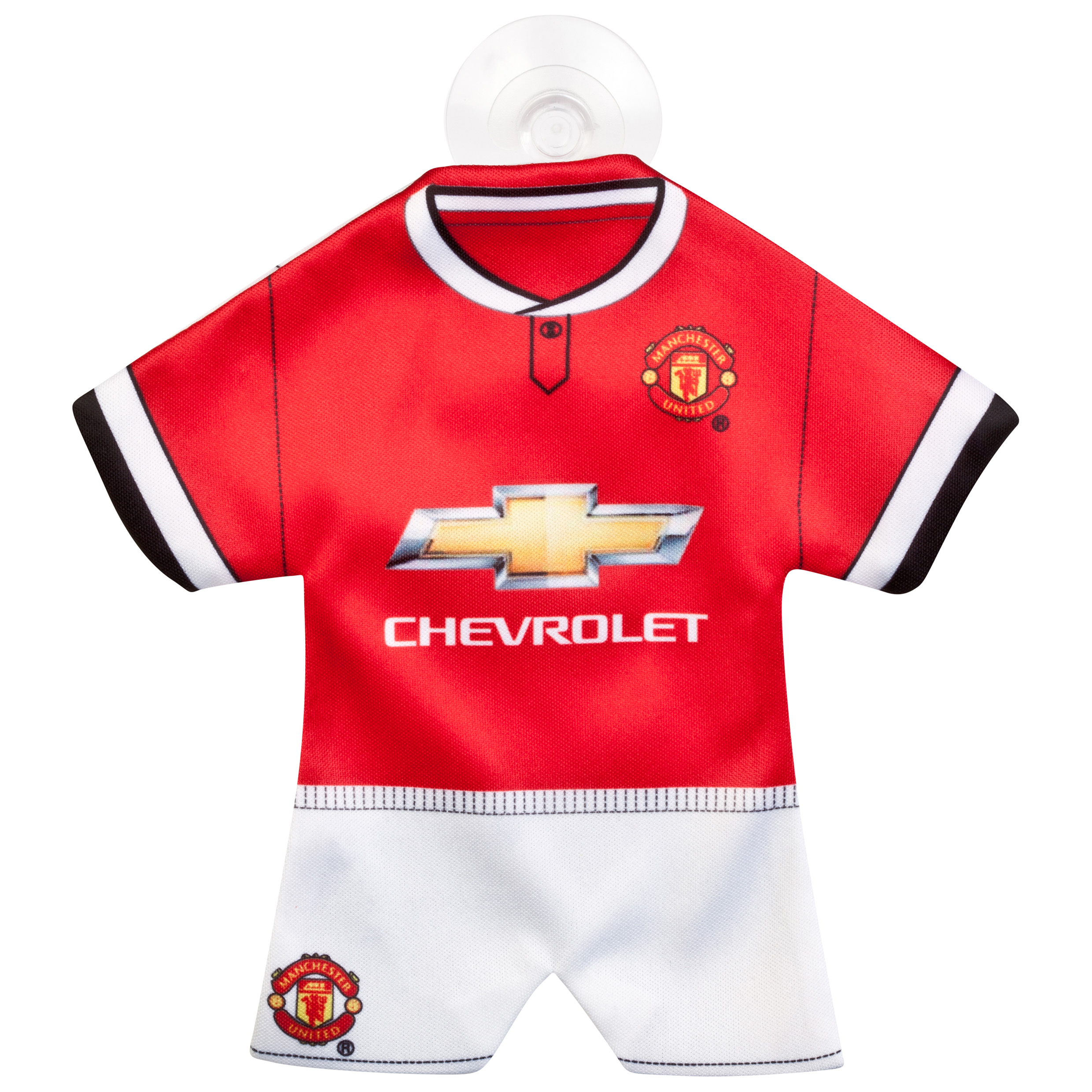 Manchester United 2014/15 Home-Away Car Kit Hanger