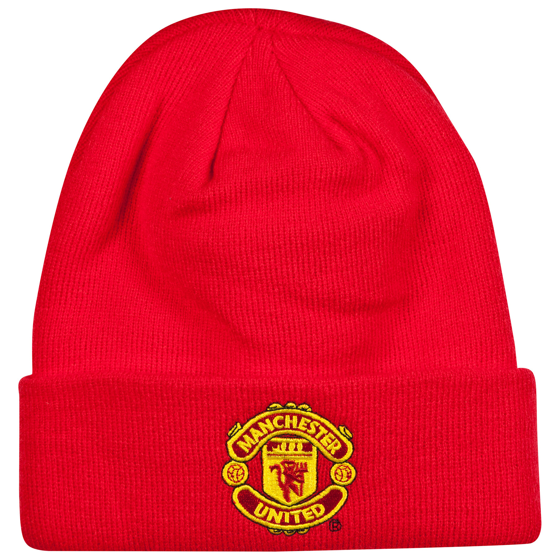 Manchester United Core Cuff Hat - Red - Black