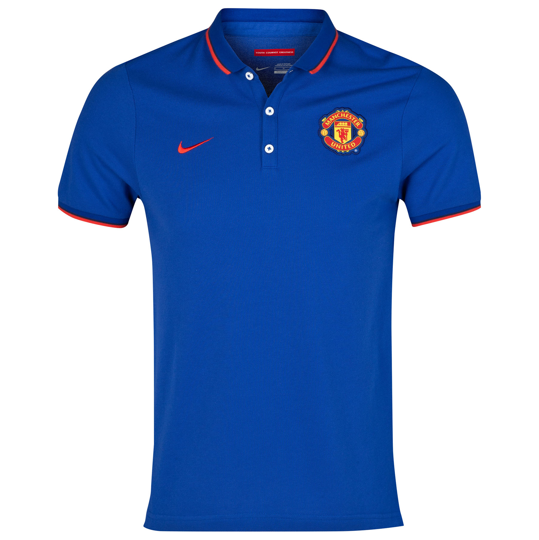 Manchester United League Authentic Polo