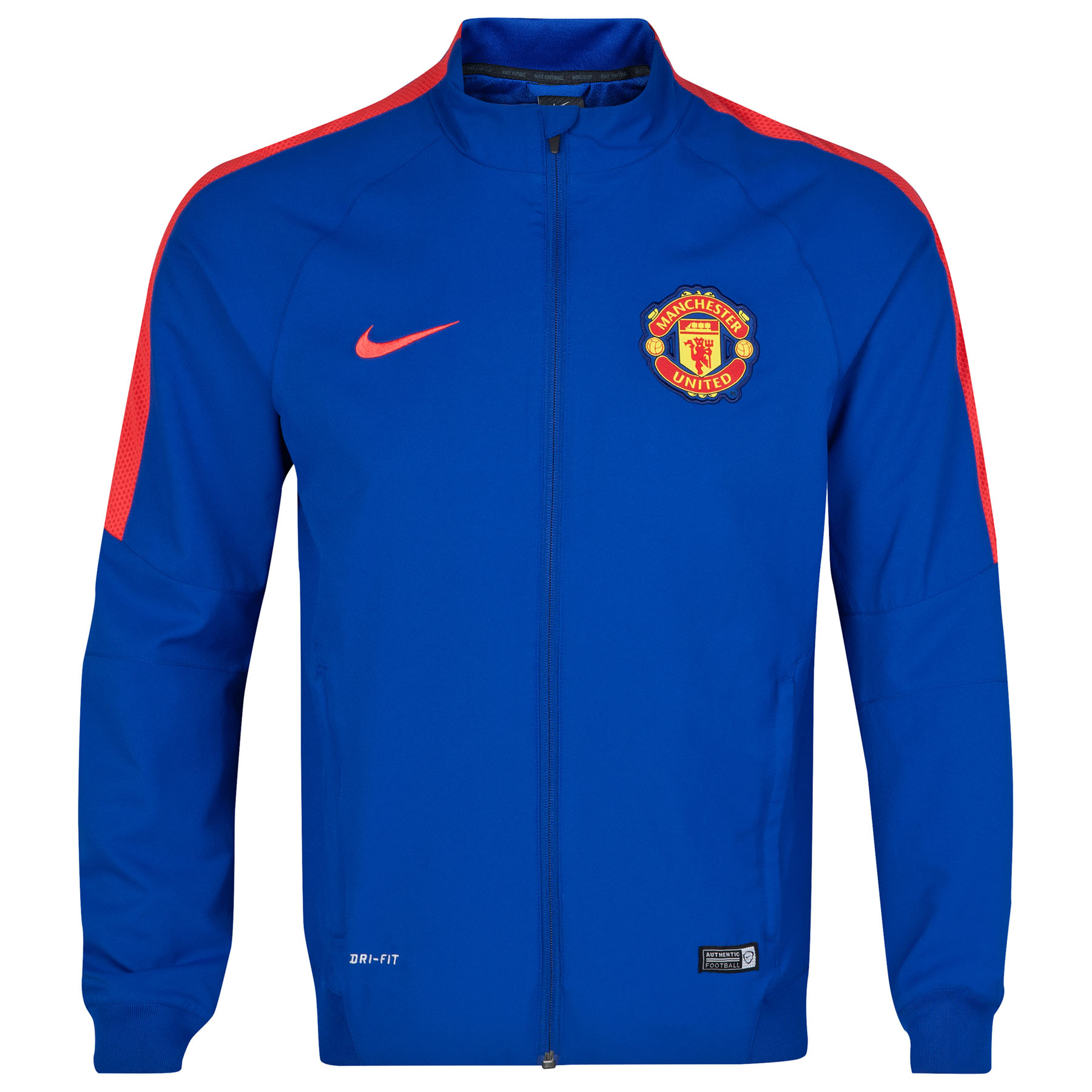 Manchester United Squad Sideline Woven Jacket