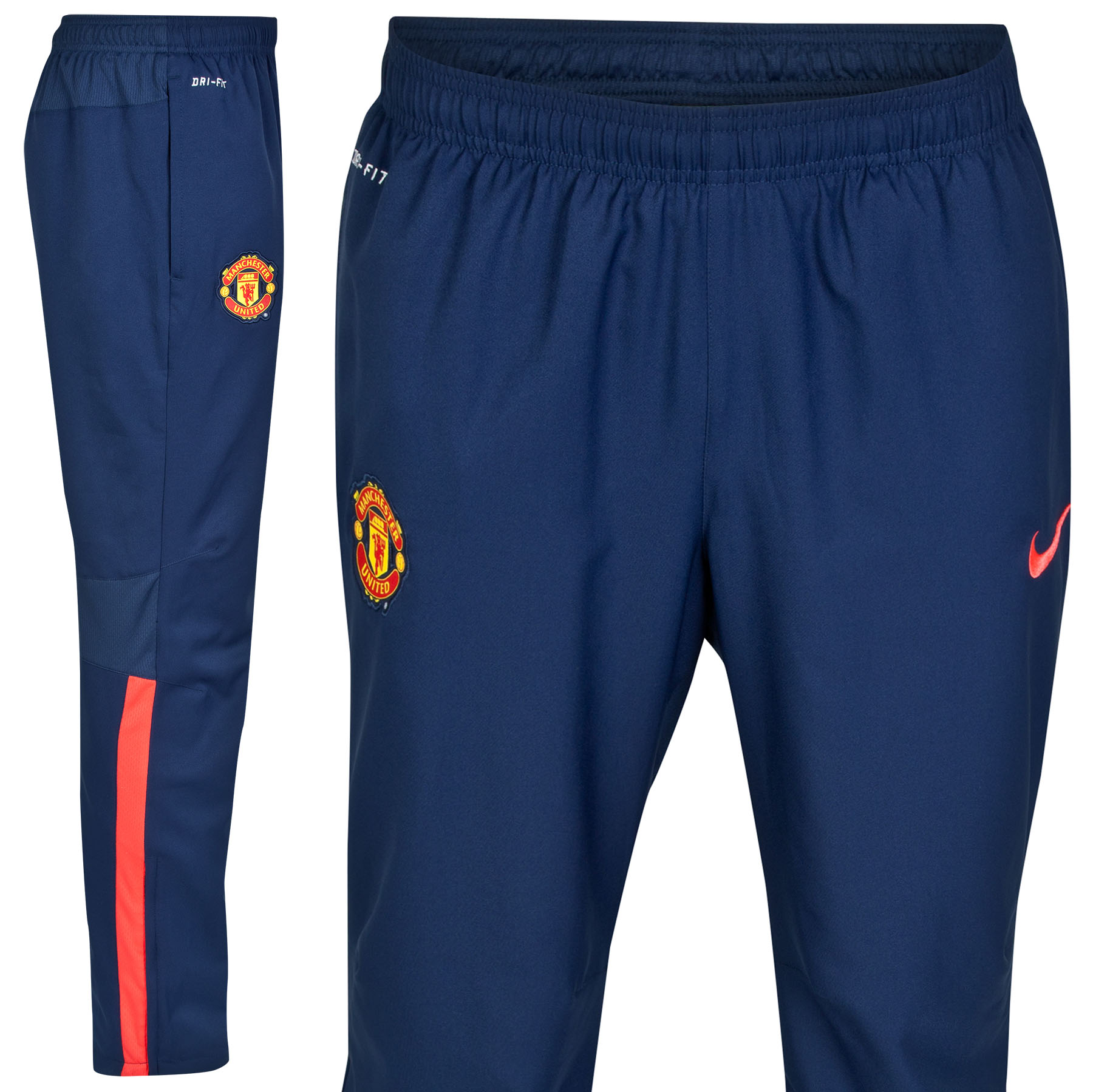 Manchester United Squad Sideline Woven Pant