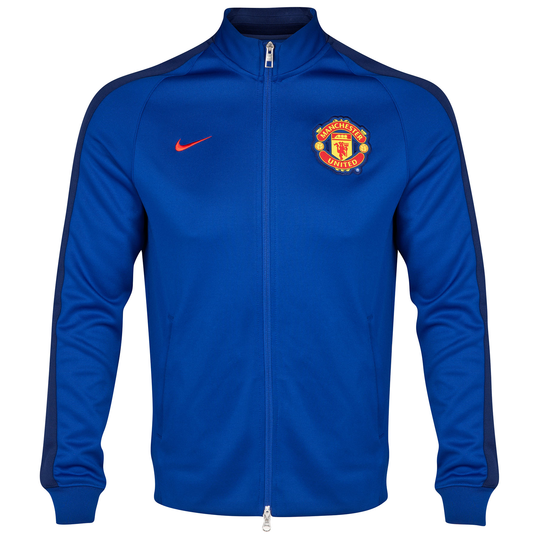 Manchester United Authentic N98 Jacket - Kids
